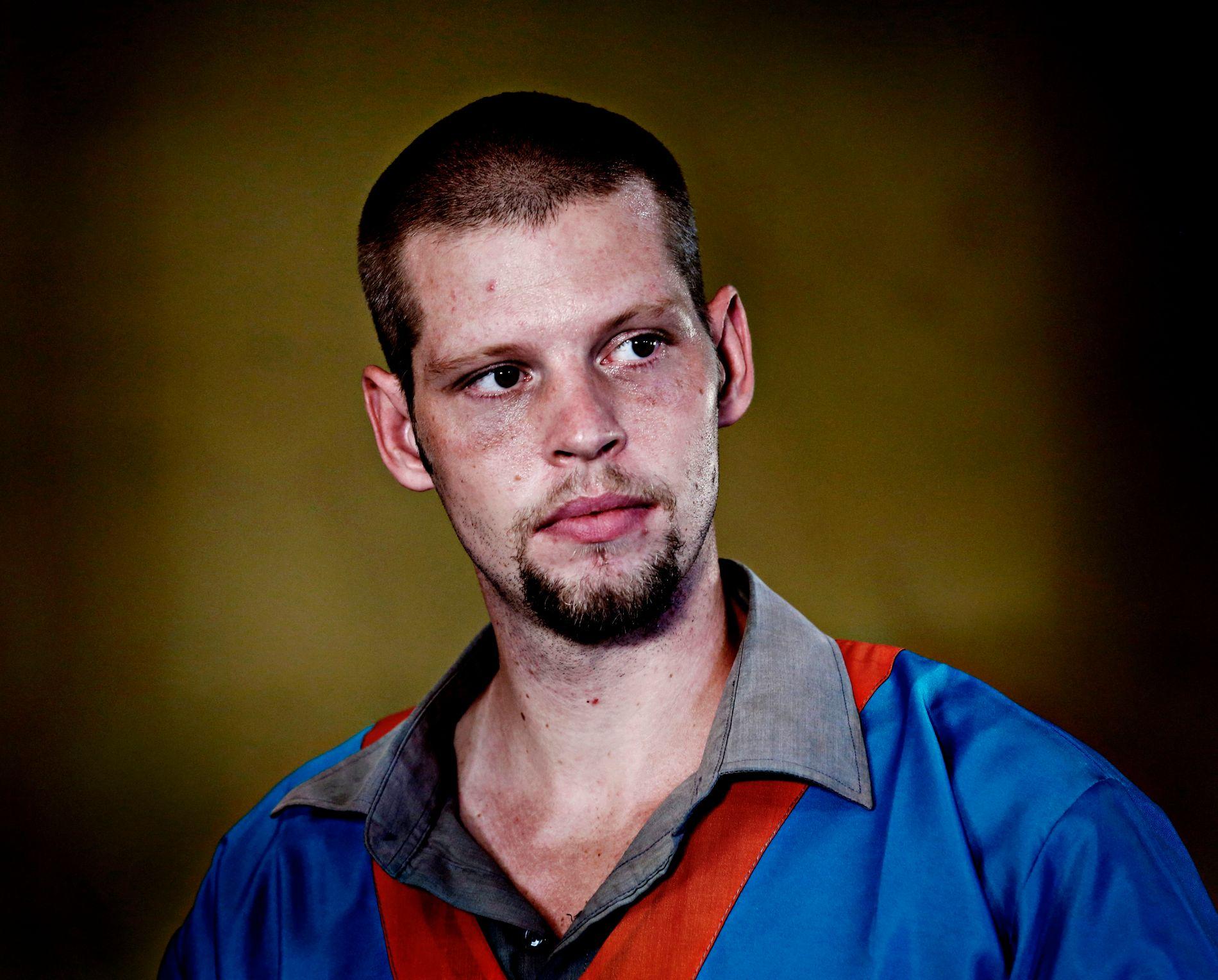 HJEMME: Joshua French ble løslatt og kom hjem til Norge i mai i fjor.