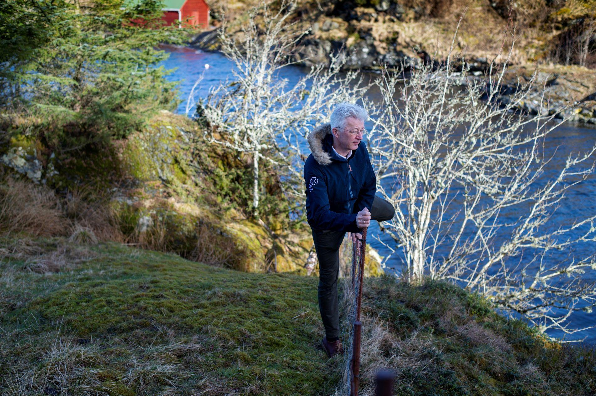 KAN VELJE: – Jon Askeland (Sp) har fleire alternativ å velje mellom. Alle kan gjere han til fylkesordførar, skriv Morten Myksvoll.