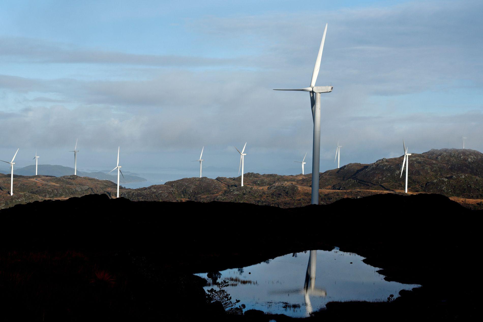STRENG GODKJENNING: Ulempene med vindparker begrenses ved at Norge har strenge konsesjonsvilkår for vindparker, og svært mange utbyggingsplaner får ikke konsesjon. Men alle disse planene skremmer vindkraftmotstanderne unødig, skriver innsender.