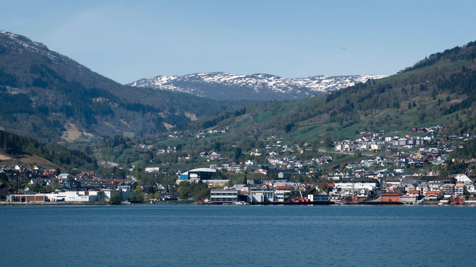 OBSERVANT: Innsendaren oppdaga at noko var feil med BTs vêrmelding for Sogndal.