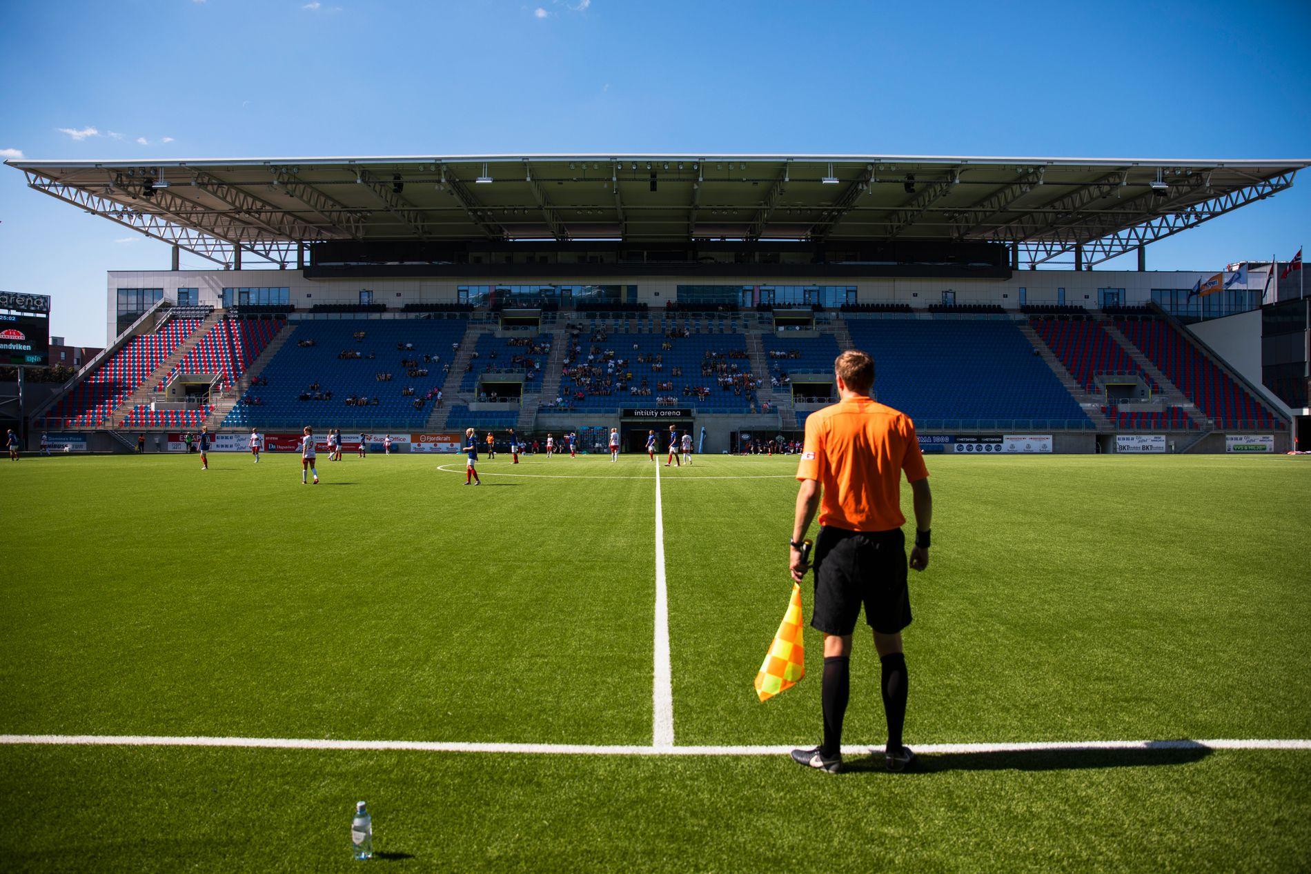 Lørdag var det tilbake til hverdagen for norsk kvinnefotball.