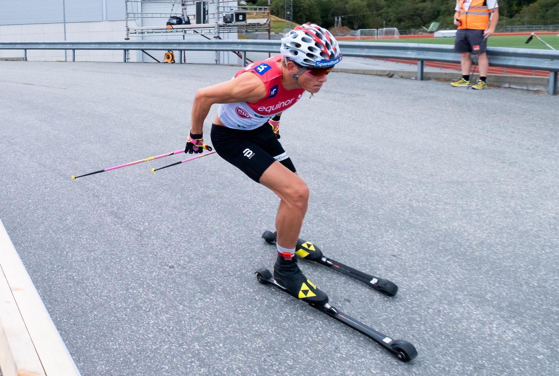 Johannes Høsflot Klæbo vant fredagens langrennssprint i Toppidrettsveka.