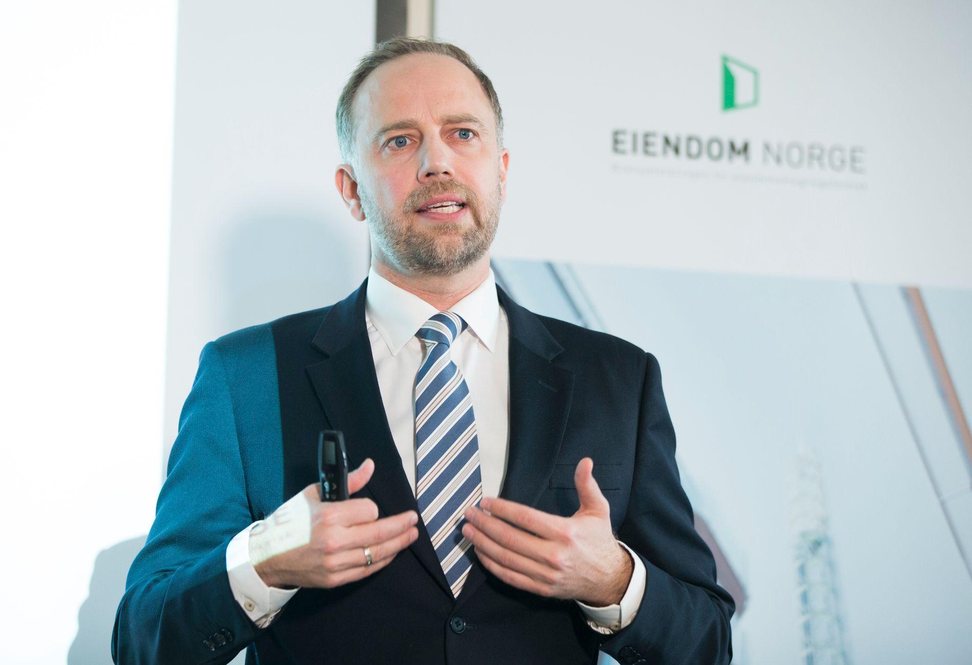 VEKST: Tosifret vekst i 2017, tror Dreyer i Eiendom Norge.
