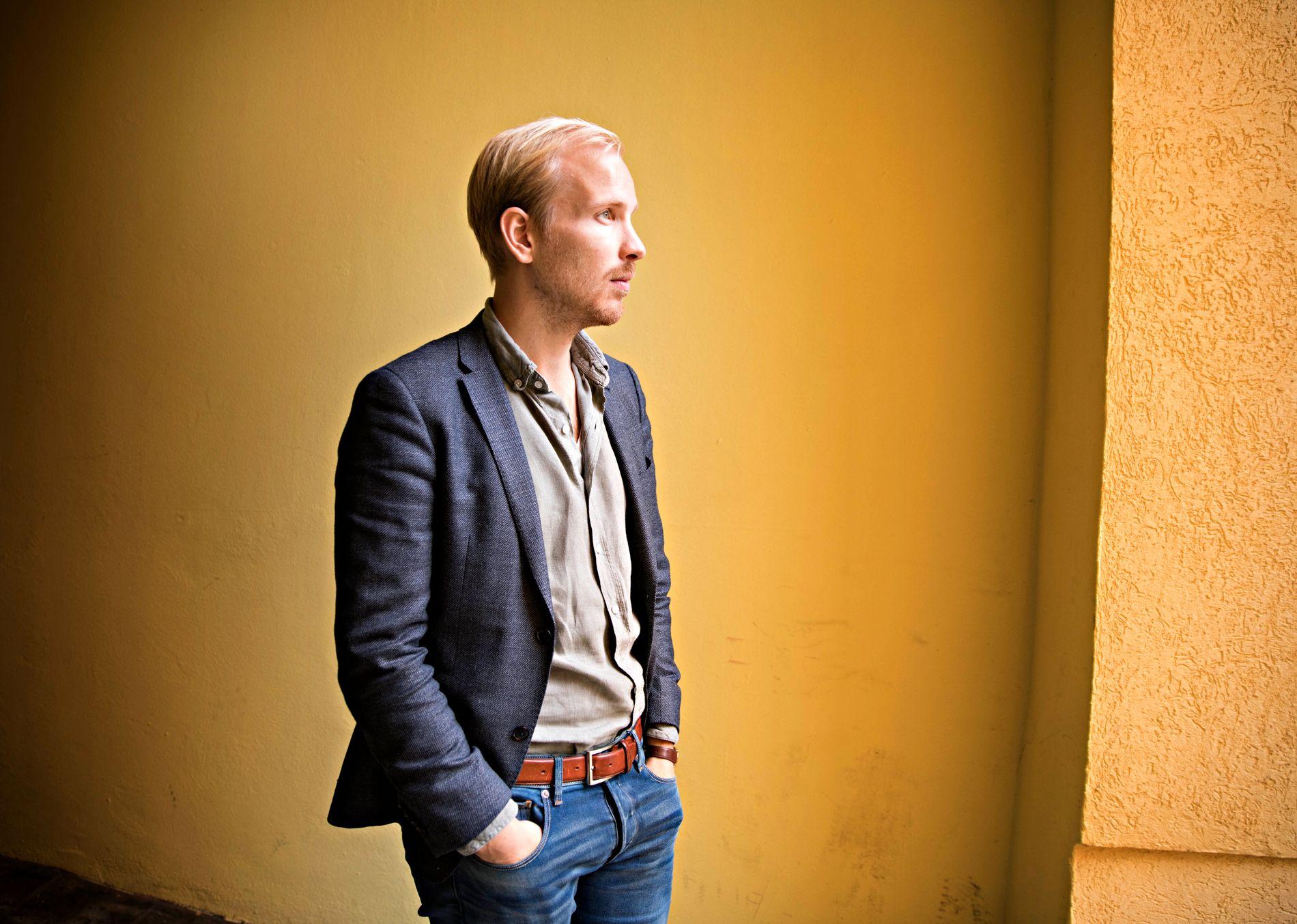 FORKJEMPER: Rutger Bregman har skrevet boken «Utopia for realister», og holdt i 2017 et TED-foredrag der han argumenterer for garantert minstelønn, eller borgerlønn.