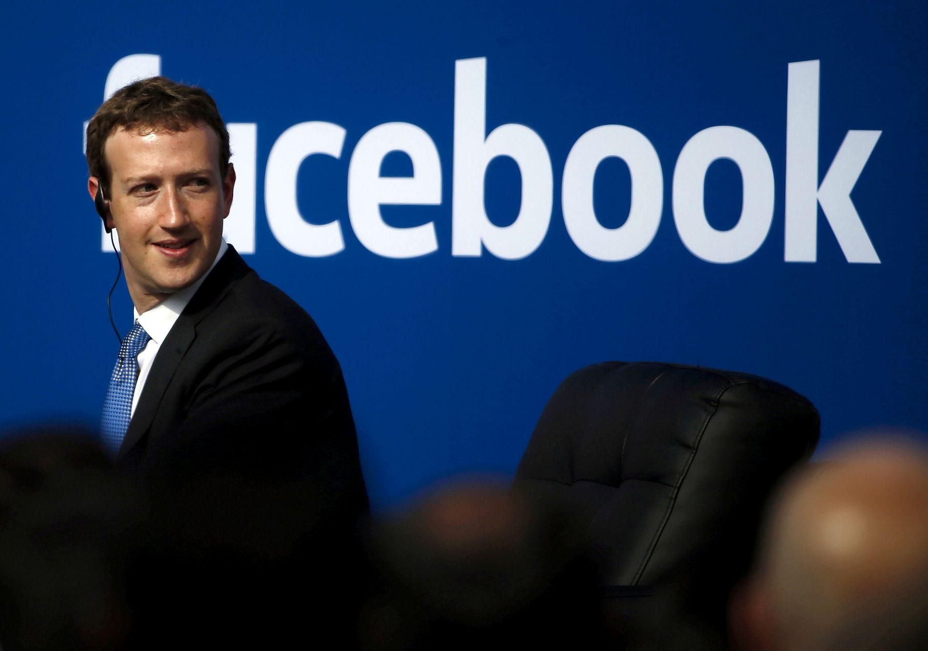 FACEBOOK-SJEF MARK ZUCKERBERG:  Mangel på åpenhet er pinlig. Det bidrar kun til ytterligere å svekke Facebooks omdømme, og uthule selskapets budskap om «samfunnsansvar», mener BT.