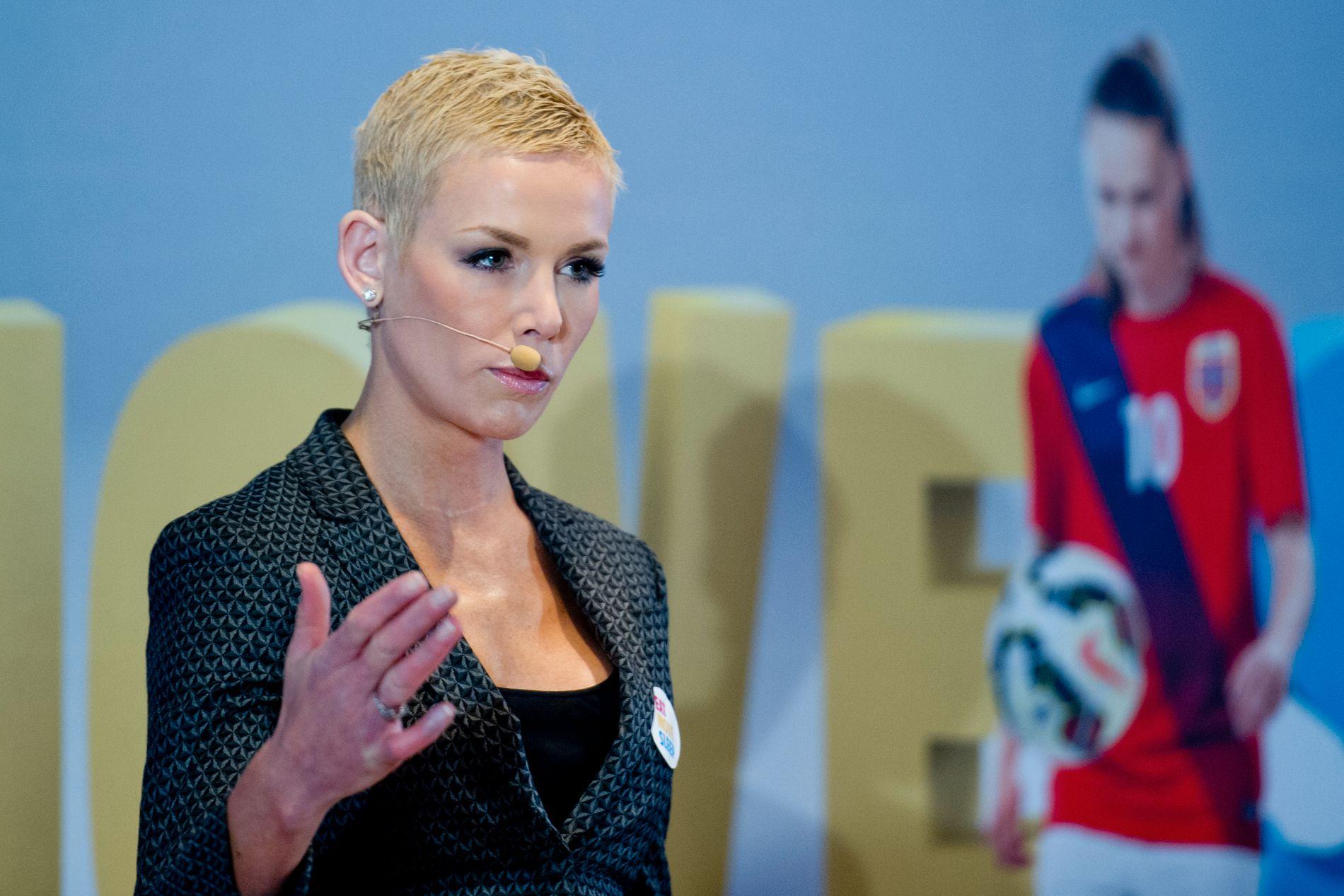 ÅPEN OM SYKDOMMEN: Gunhild Stordalen skal nå gjennomgå samme behandling som hun fikk i november 2014. ARKIVFOTO: SCANPIX