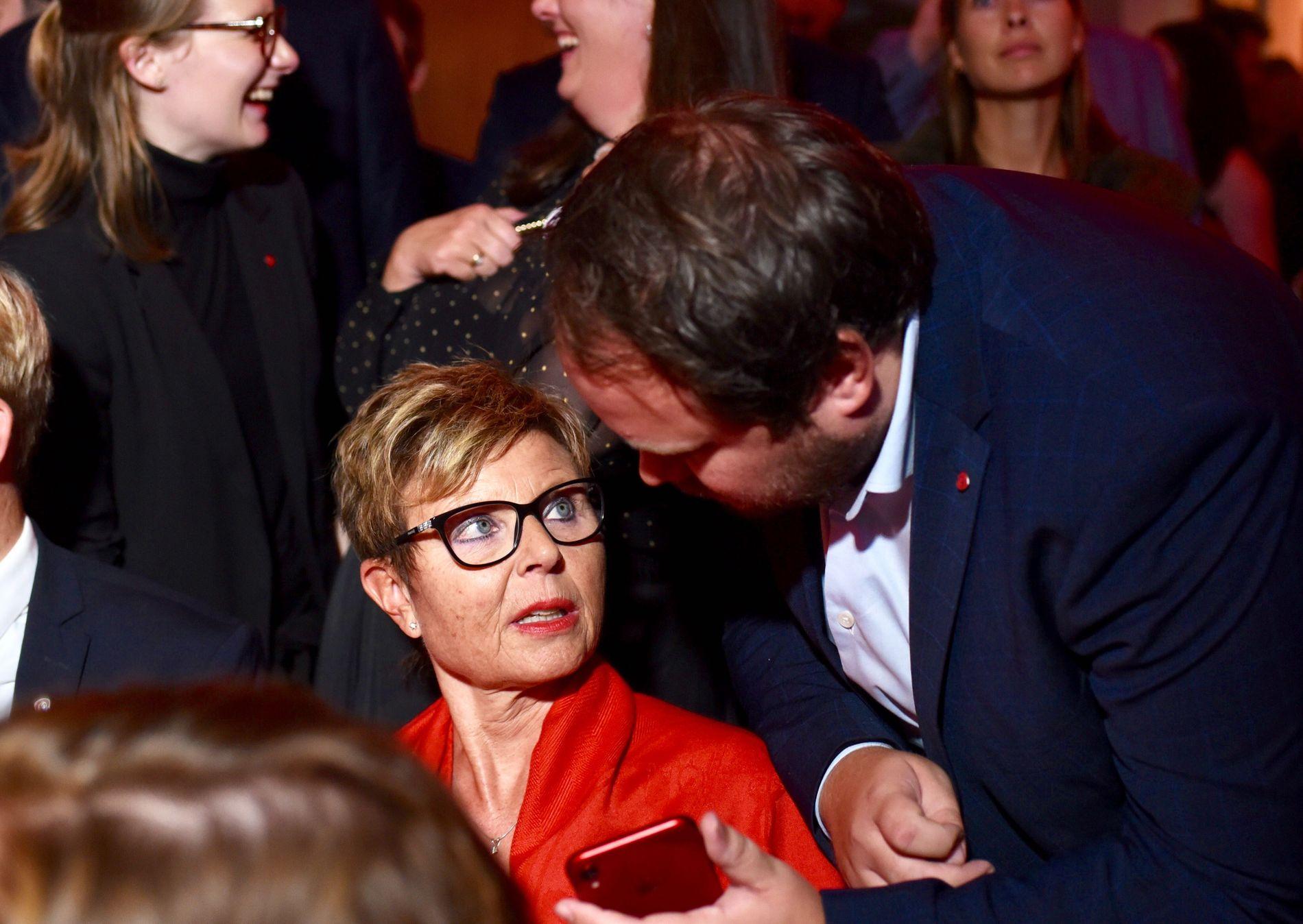 DÅRLIG VALG: Fylkesordfører Anne Gine Hestetun må konstatere at Arbeiderpartiet gjør et elendig valg i nye Vestland. – Men vi er fortsatt det største partiet i Vestland, sier hun.