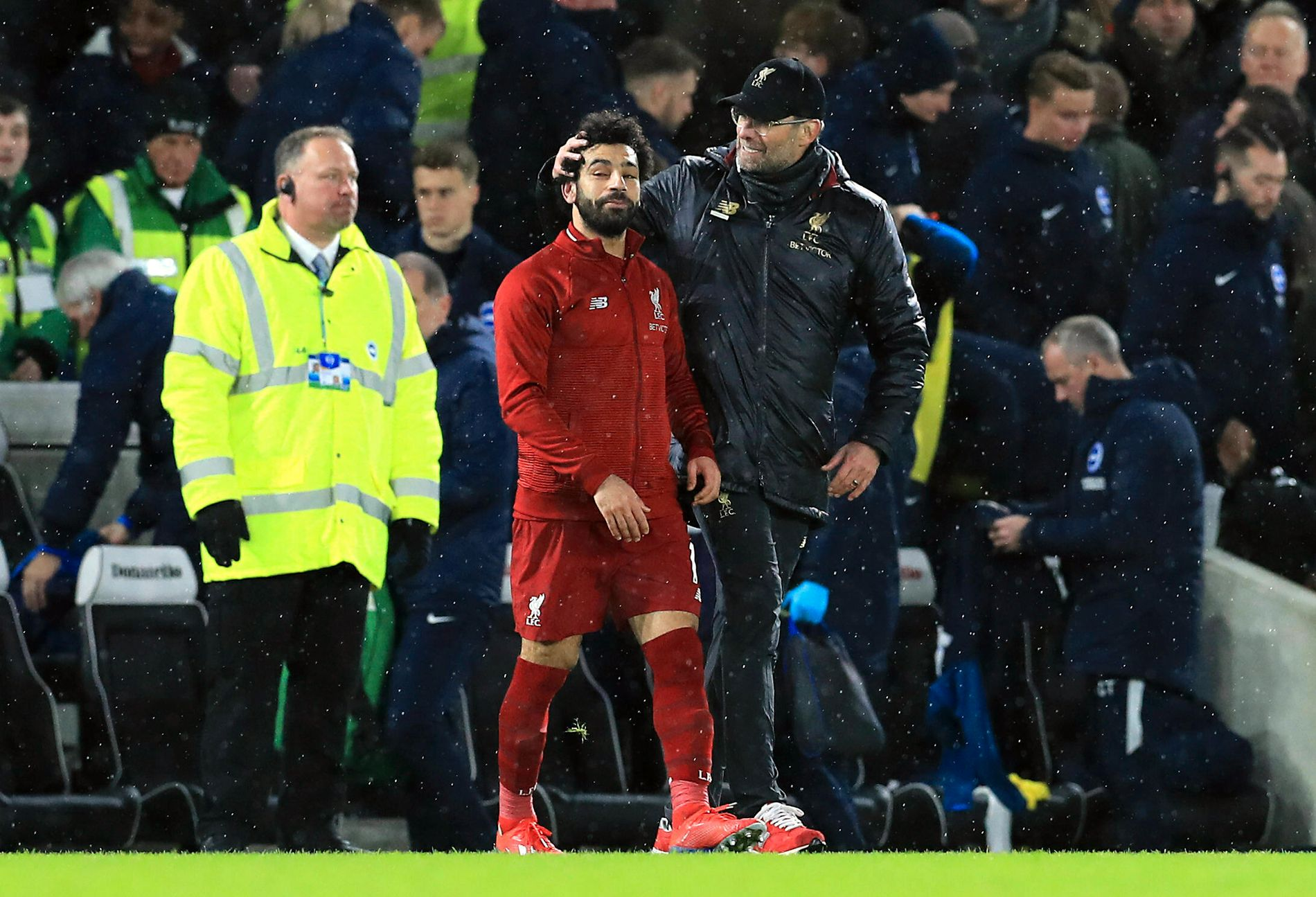Jürgen Klopp ville i utgangspunktet ikke kjøpe Mohamed Salah, men lot seg overbevise av sin sportsdirektør, Michael Edwards.
