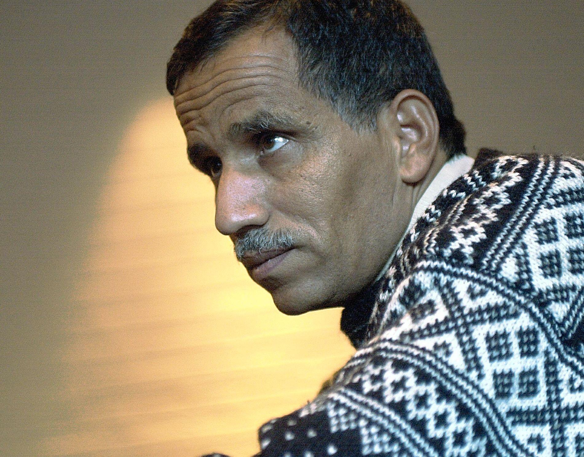 FENGSLA: Rafto-prisvinnar Sidi Mohamed Daddach har vore fengsla i meir enn 20 år for sin motstandskamp mot Marokko.