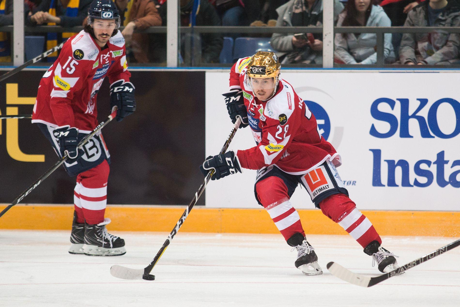 Lillehammer trio klar for Oilers: Vi raider ikke en konkurrent
