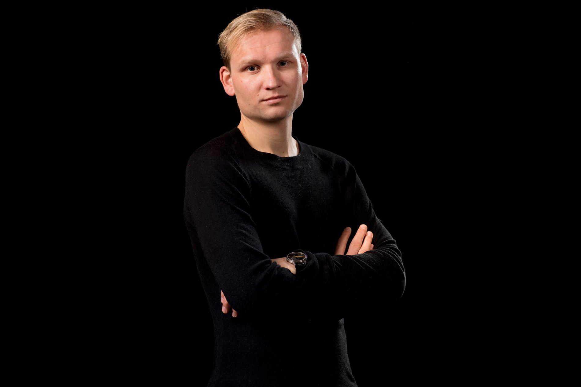 Adresseavisens kommentator Birger Løfaldli.