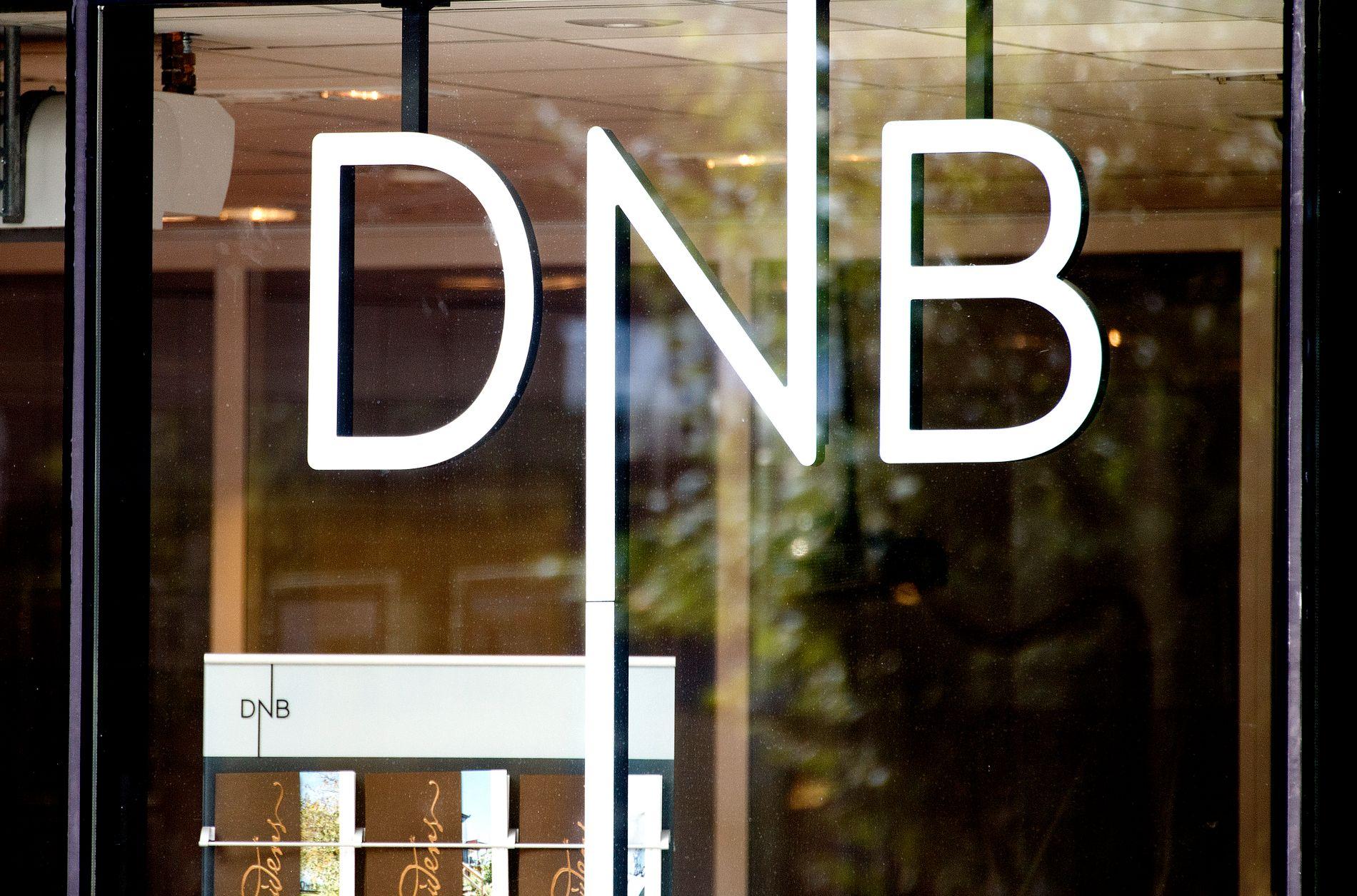 Dagen etter at Norges Bank hevet styringsrenta, varslet DNB høyere rente på sine boliglån. Foto: Gorm Kallestad / NTB scanpix