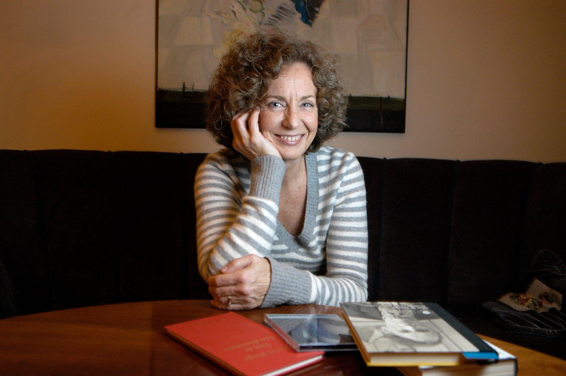 SØKER: Nåværende daglig leder Kristin Helle-Valle er en av søkerne til Litteraturhuset i Bergen. ARKIVFOTO: BT