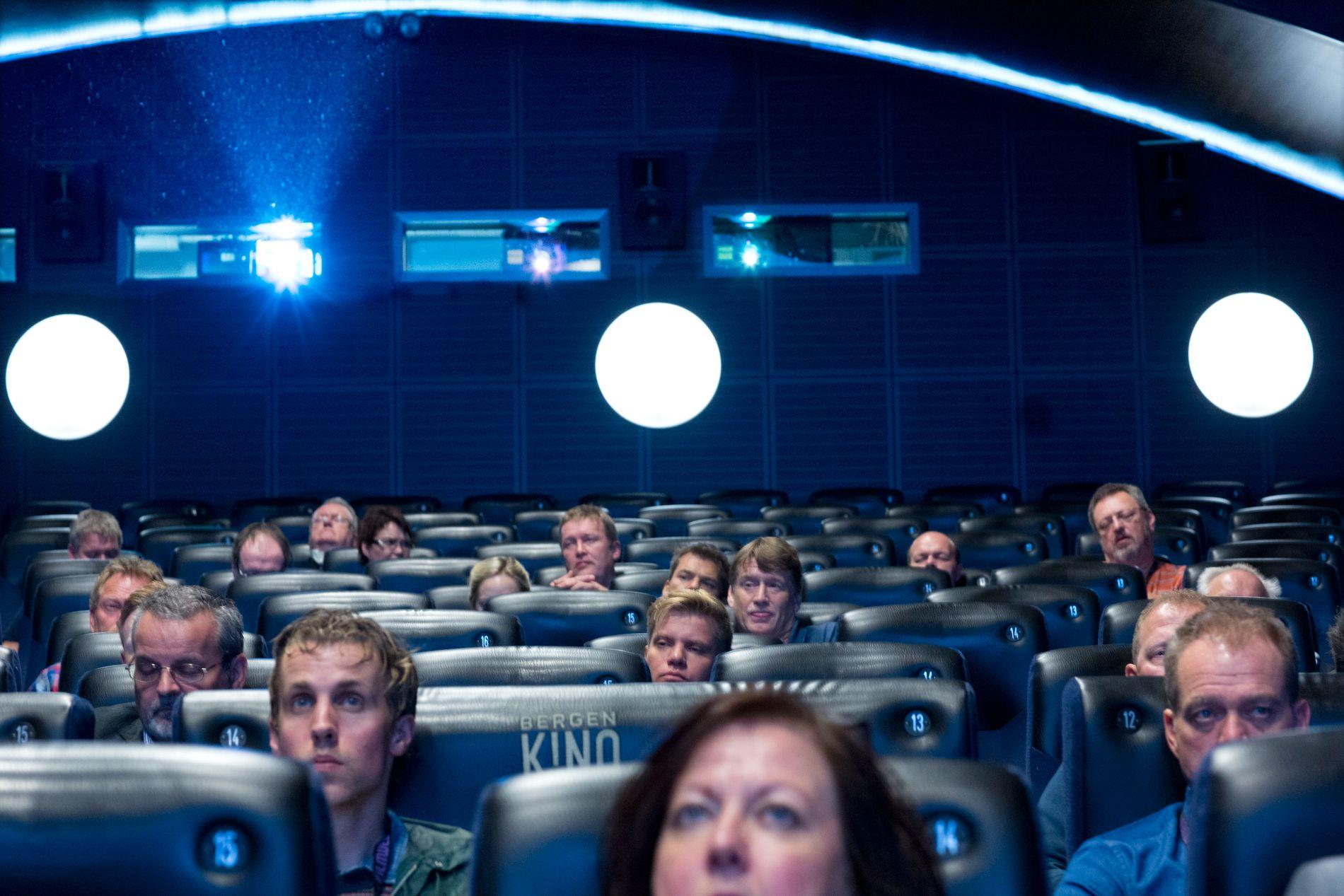 MER KOMMERS: Distributører som til nå har satset på kvalitet, føler presset med å ta inn mer kommersielle titler for å få tilgang på kinoenes mer attraktive oppsetningstider, mener Tor Fosse.