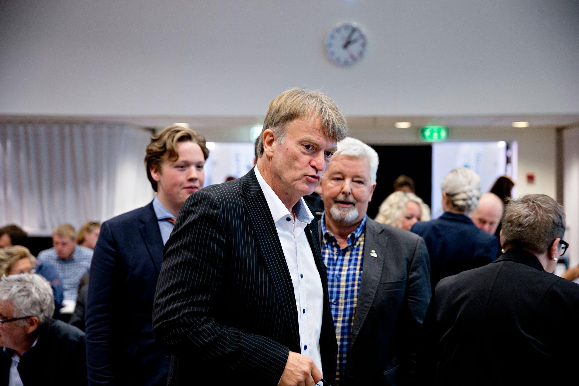 REVURDERE? «På tide å revurdere bybaneambisjonene», skrev stortingsrepresentant Ove Trellevik (H) forrige uke.
