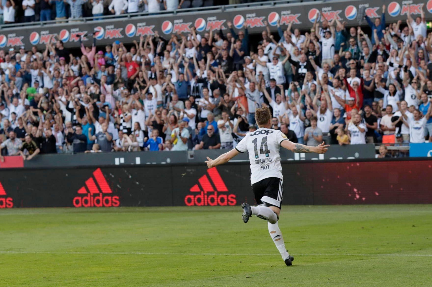 Alexander Søderlund doblet ledelsen for Rosenborg og sikret 2–0-seier over Bate Borisov.