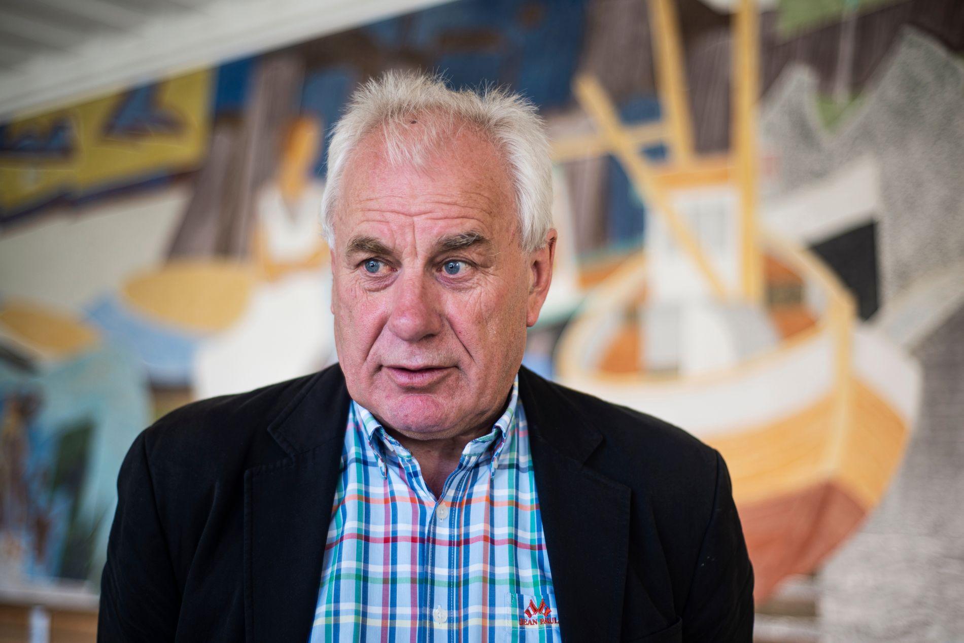 BEKYMRET: Bård Espelid mener Askøy kommune fortjener et styringsdyktig flertall som kan være robust over tid.