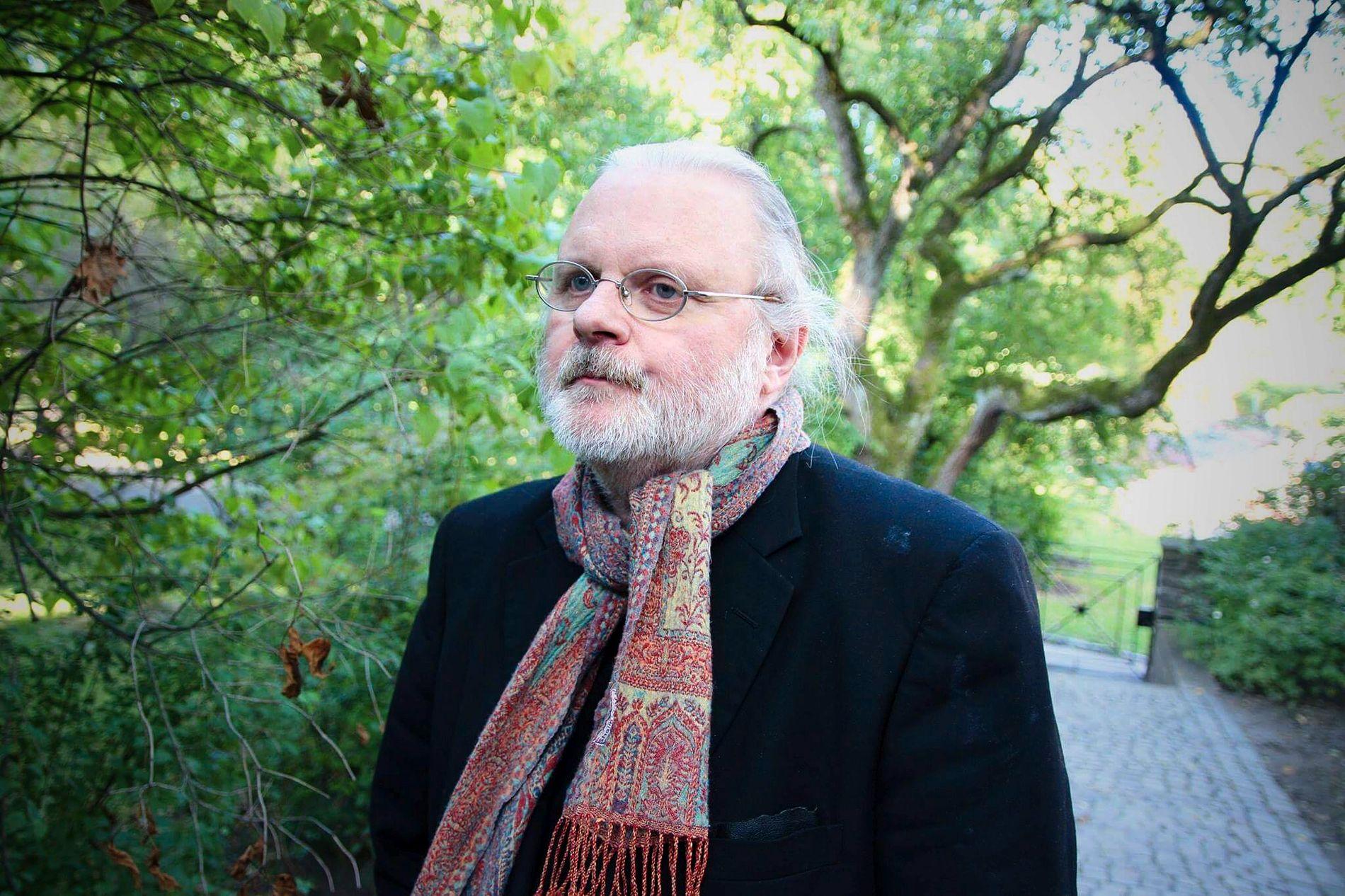 FOSSE: – Tekstene til Jon Fosse er som granitt, sier Robert Wilson.