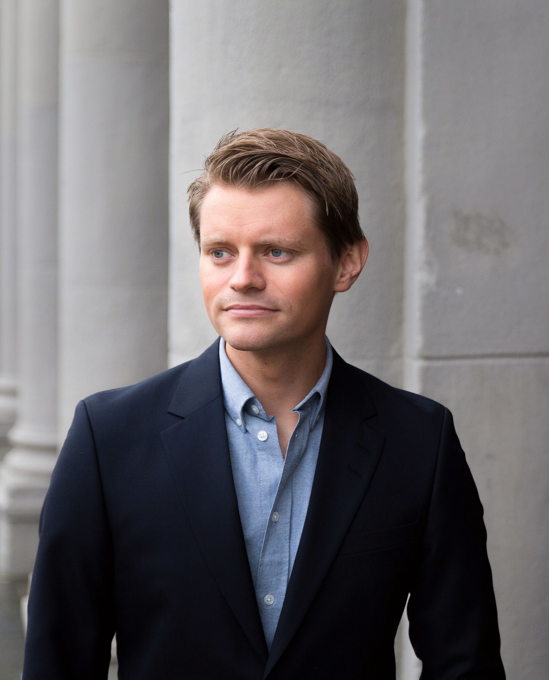PÅ STORTINGET: Peter Christian Frølich (H) fra Hordaland.