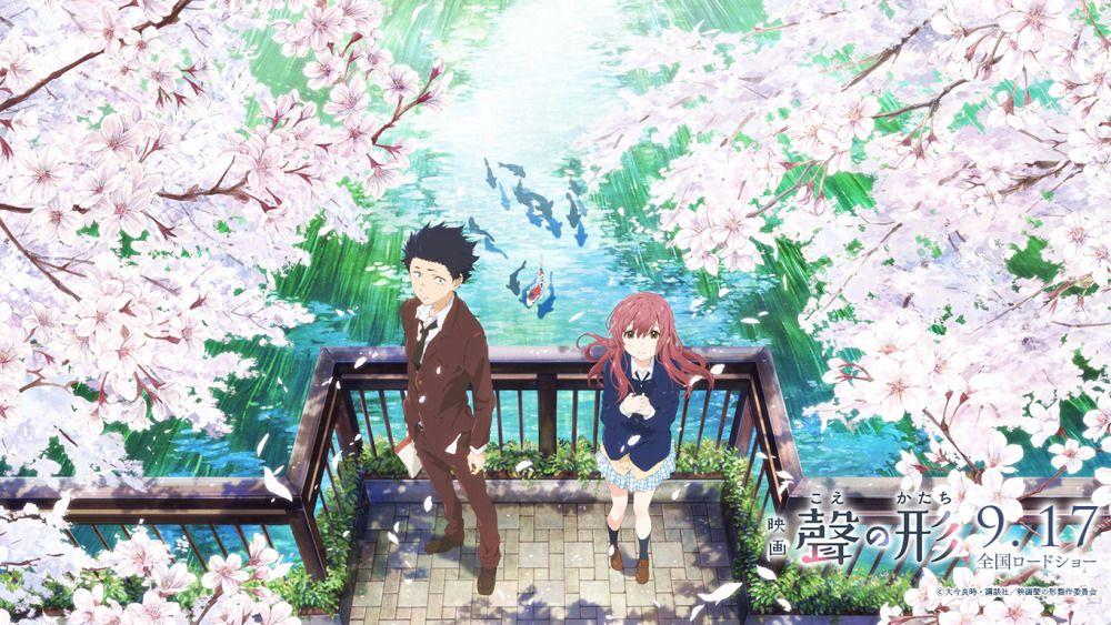VAKKER: «A Silent Voice» stiller i klasse med det beste av japansk animasjon.