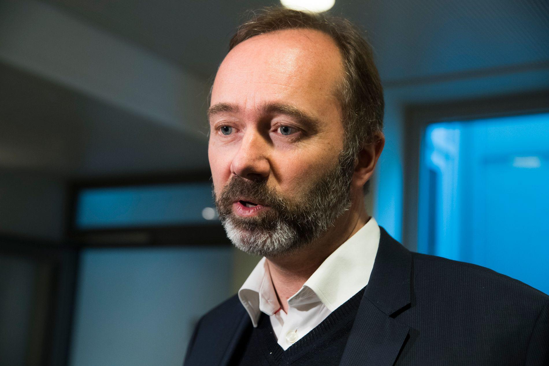 Tidligere Ap-nestleder Trond Giske skal lede et fornyingsprosjekt i Trøndelag Ap som har som mål å føre partiet tilbake til grasrota. Foto: Berit Roald / NTB scanpix