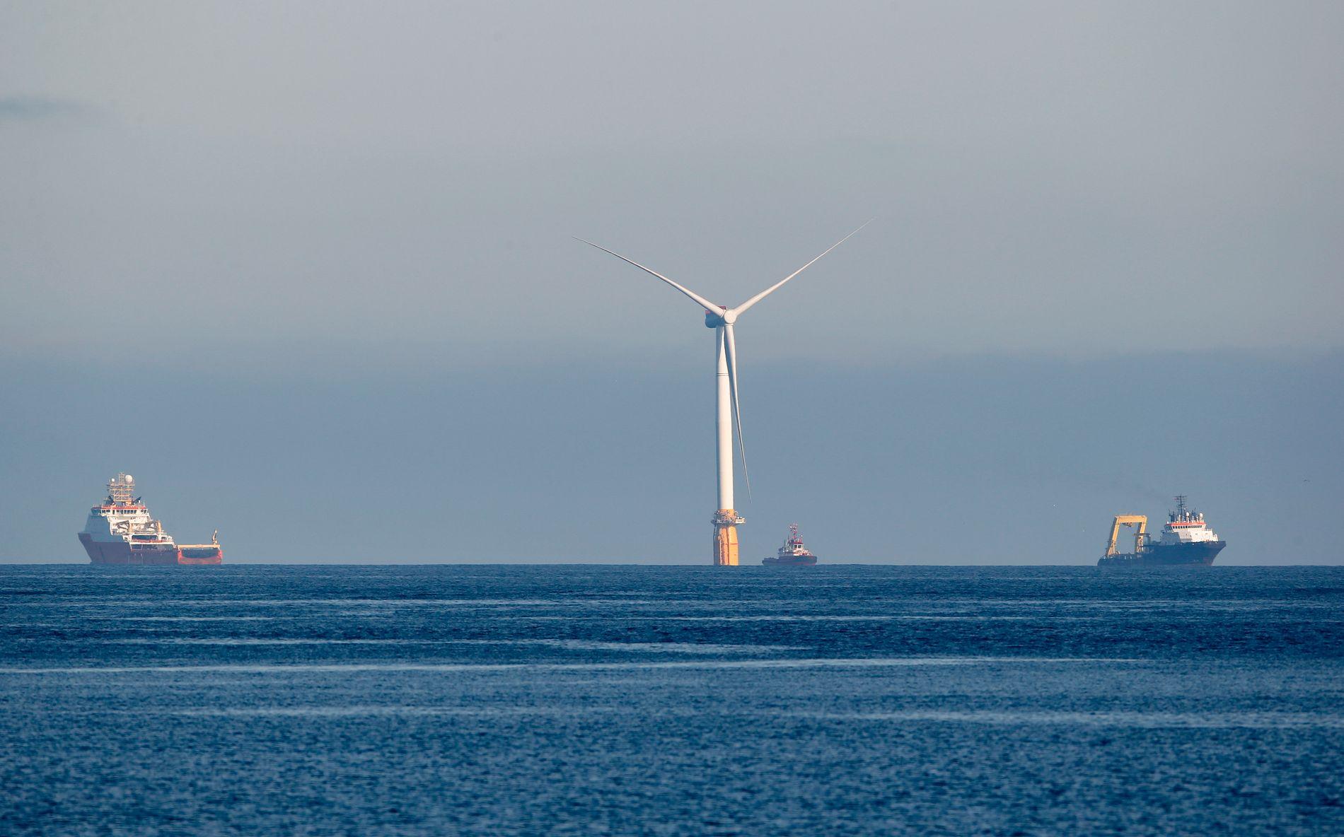 HAVVIND: Norske selskaper involvert i havvindprosjekter over hele verden. Dette er blitt en stor eksportnæring, som det er på tide av å høste fruktene av også her hjemme, skriver innsenderen.