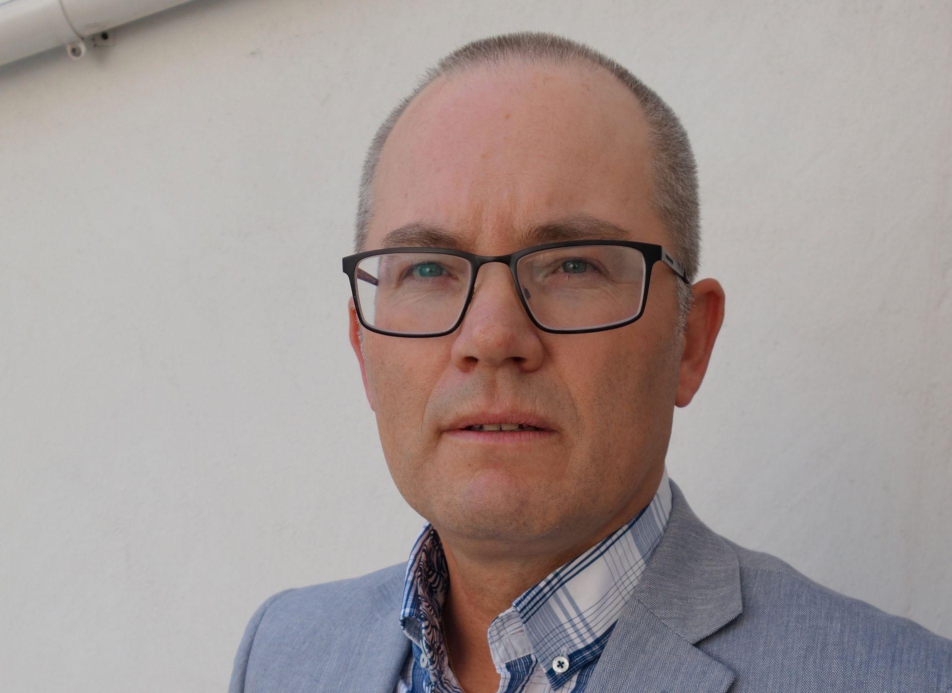INNSENDAREN: Petter Olsen er redaktør i bladet Sambåndet, som Indremisjonsforbundet gjev ut.