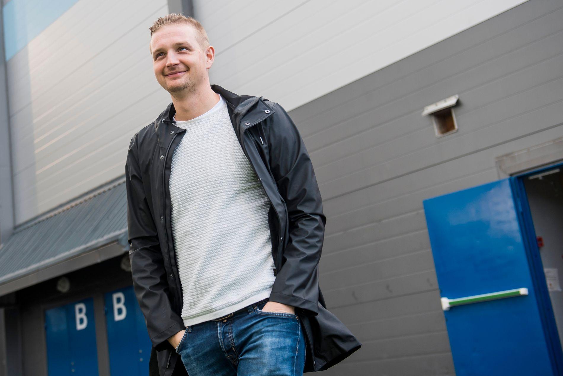 TYDELIG: Erik Huseklepp i Ballspark-podkasten.