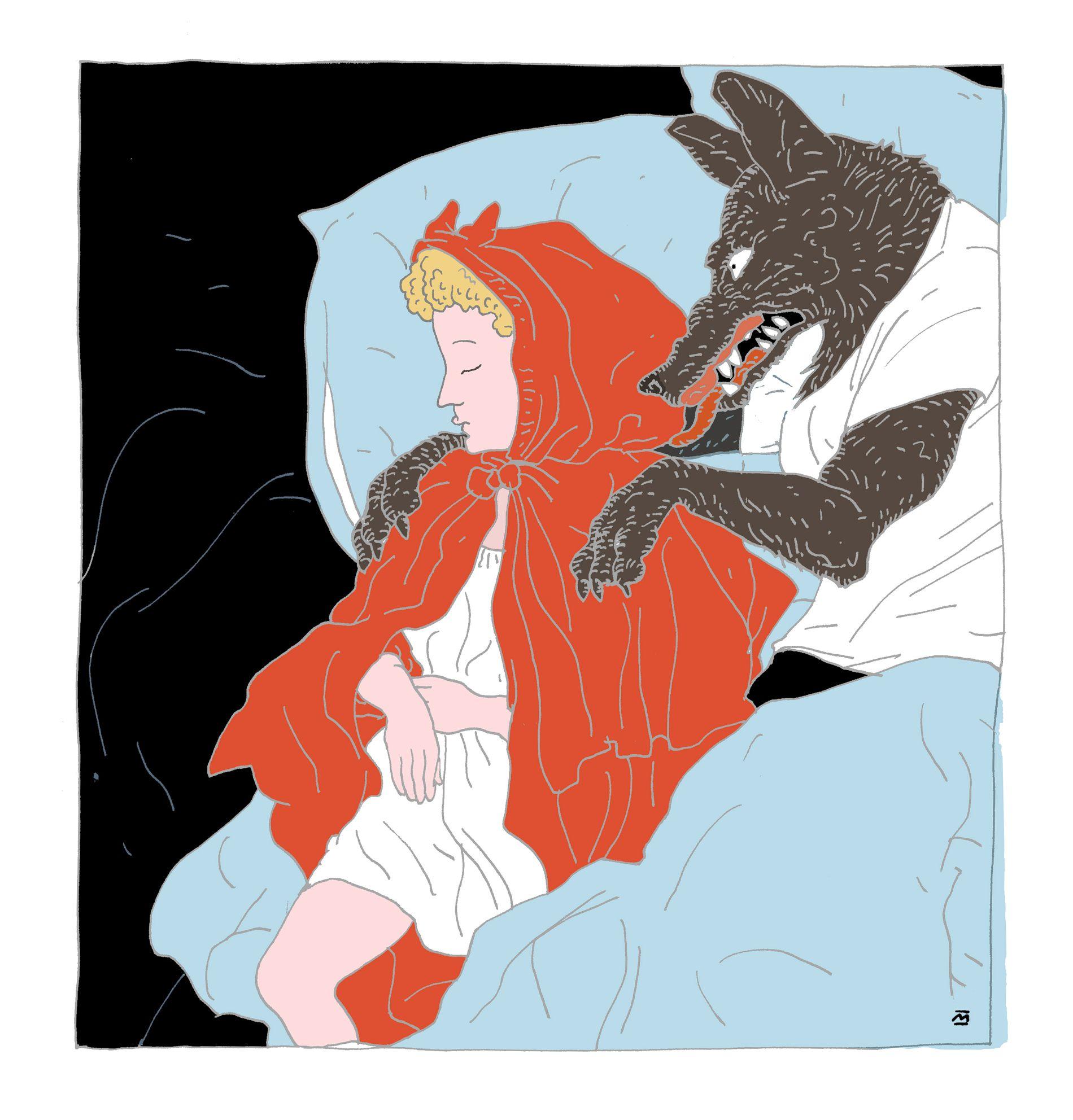 DIFFUSE GRENSER: Grensene mellom voldtekt og frivillig sex er ofte diffus, skriver Eirin Eikefjord.