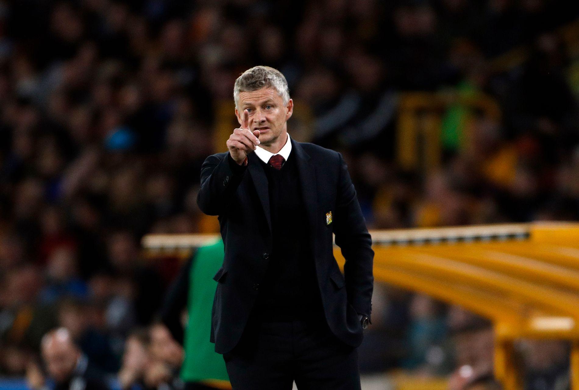 Ole Gunnar Solskjær og Manchester United fikk det nok en gang tøft mot Wolverhampton.