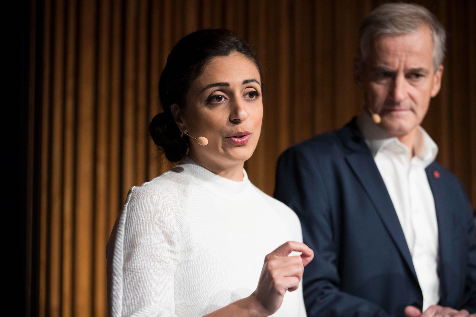 Aps nestleder Hadia Tajik er forsiktig med å trekke en konklusjon om hvorfor kvinneandelen i Ap øker, men forteller om stort engasjement blant kvinnene i abortsaken.