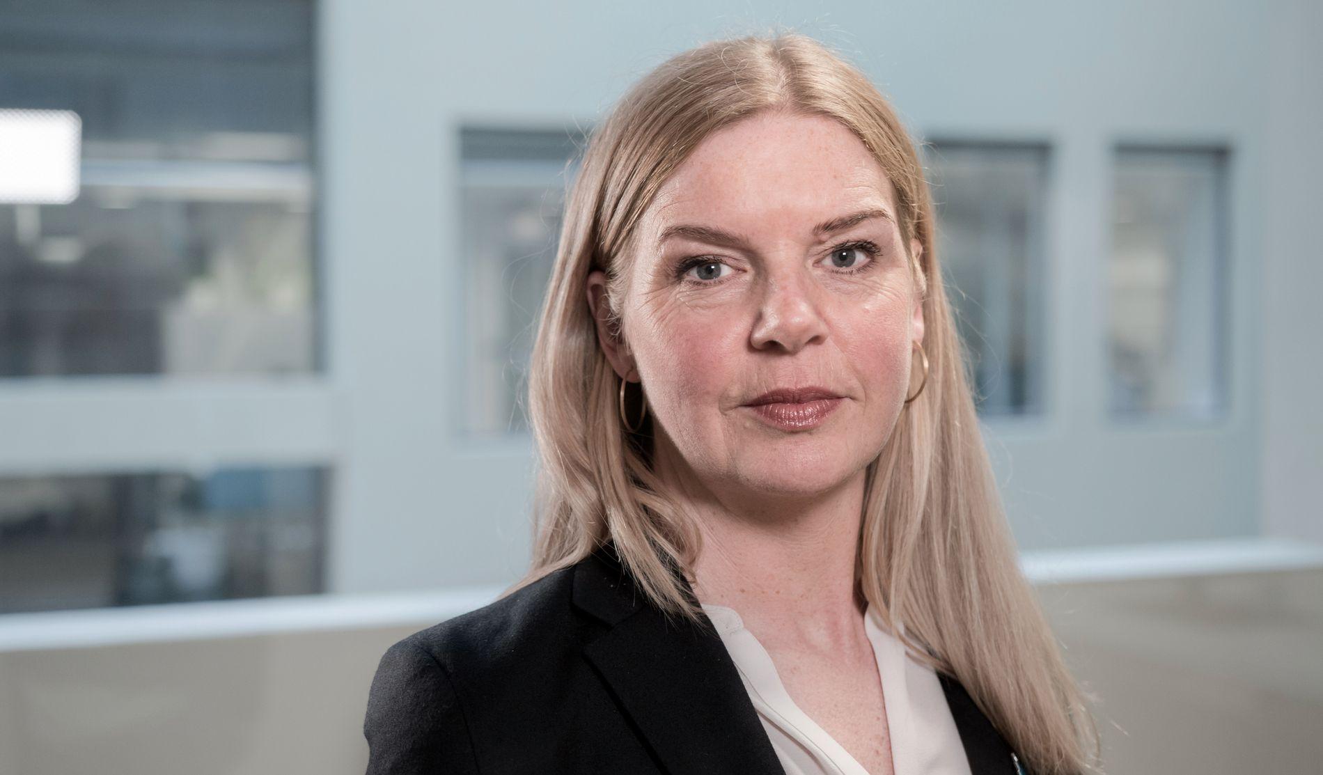 Av 58 spørsmål til Forbrukerrådets veiledningstjeneste, handlet 19 om kvalitet på vannleveransen, forteller Pia Cecilie Høst.