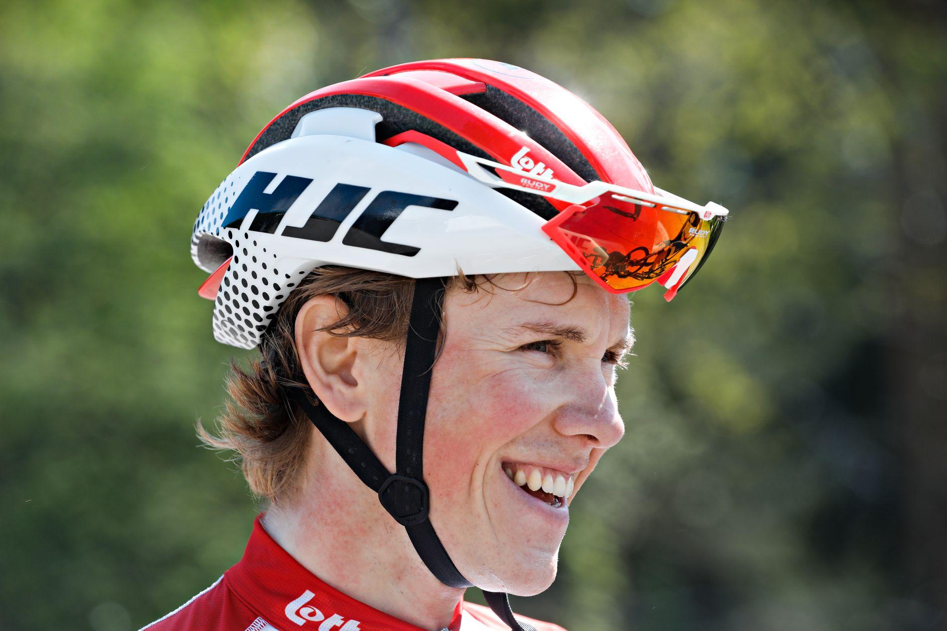 Carl Fredrik Hagen har drevet med fotball, friidrett, langrenn og sykling. Valget falt til slutt på sistnevnte.