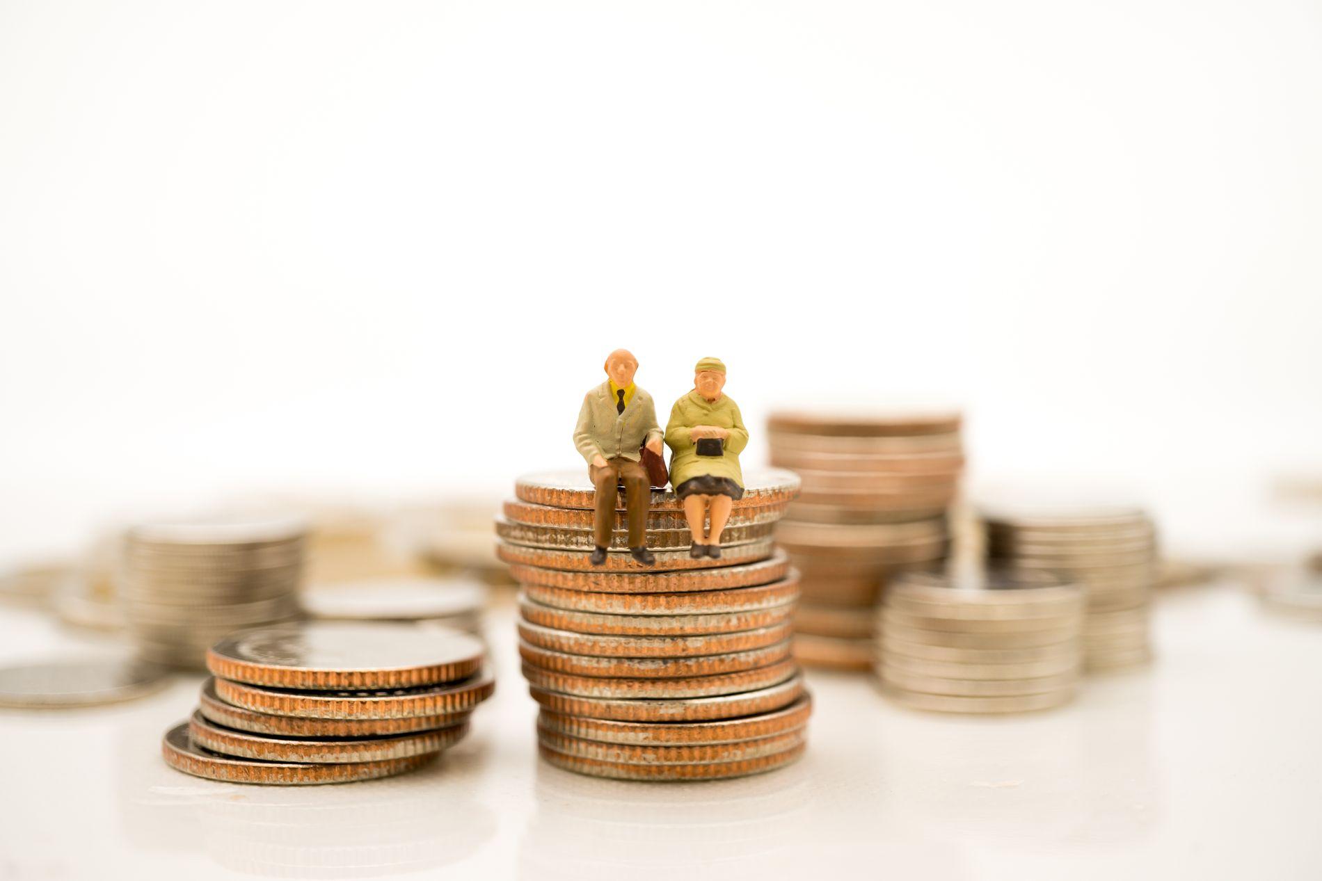 SPARING: Jo tidligere du begynner å spare, jo bedre vil pensjonstilværelsen din bli.