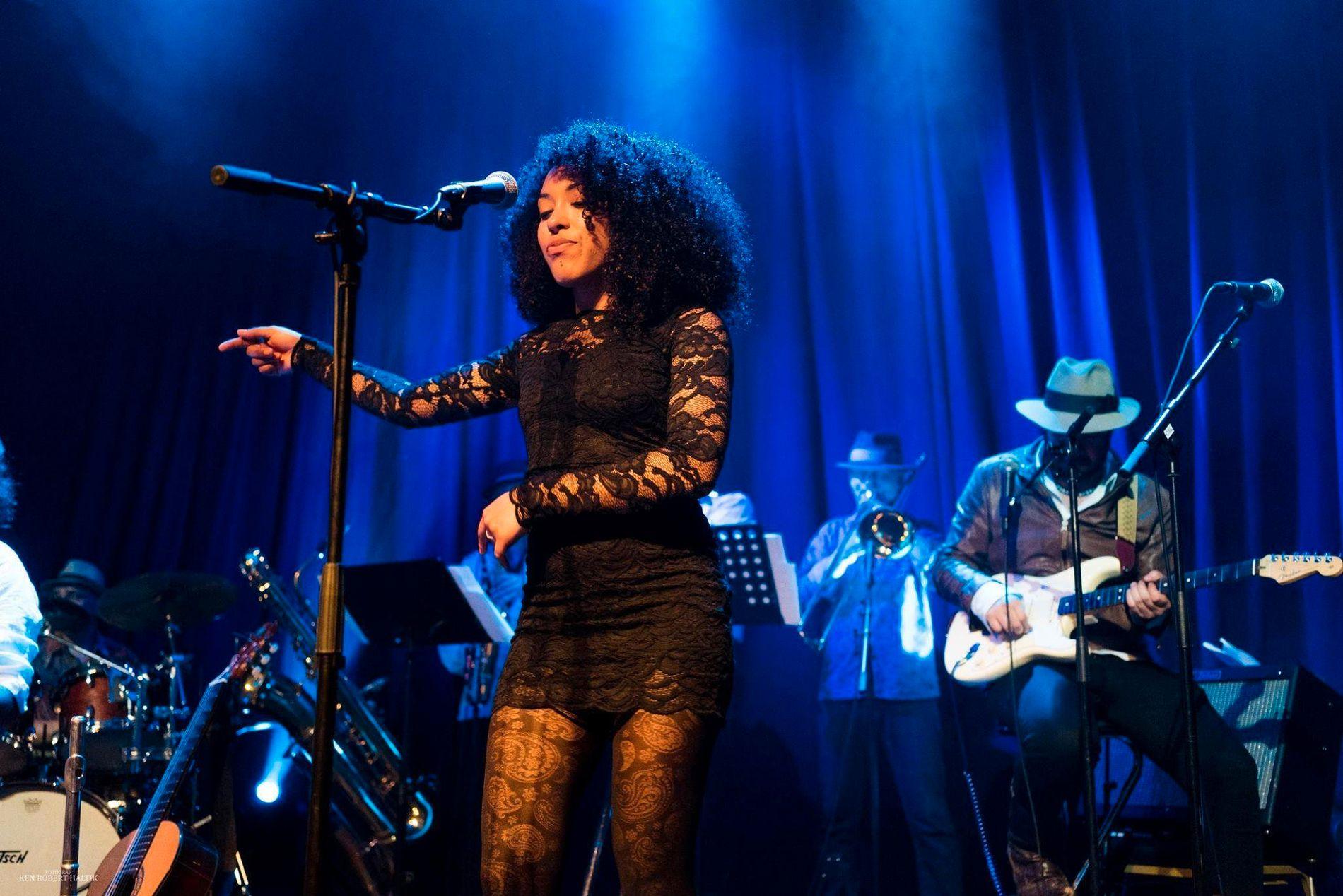DANSBART: Lille Havanna er inne i sin åttende sesong. Det finnes et marked for tropisk musikk i Bergen.