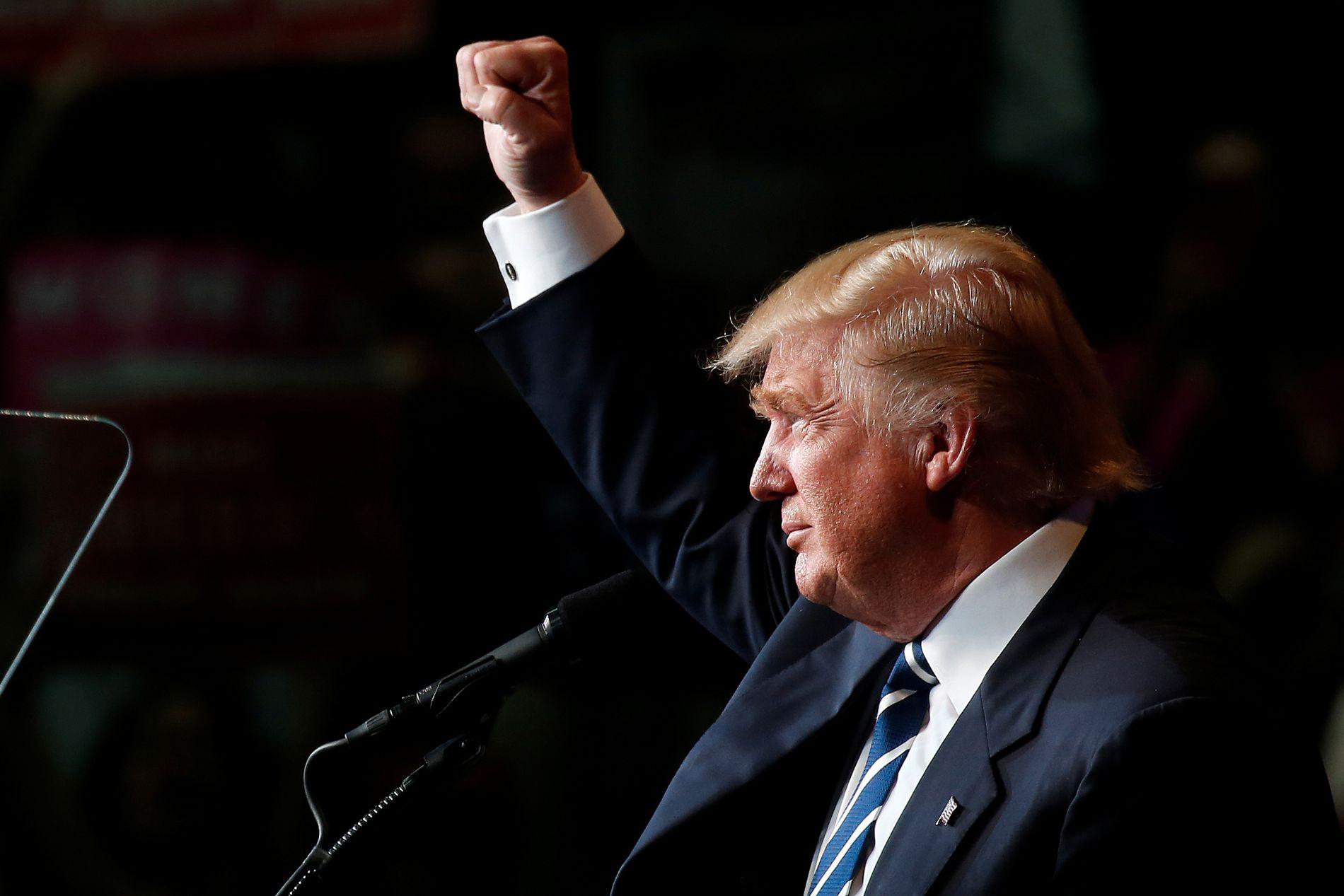 PRESIDENT? Donald er ingen spøk. Han er tvert imot det største politiske alvor som har gått på to bein så lenge eg har levd, skriv gjestekommentator Bård Vegar Solhjell.