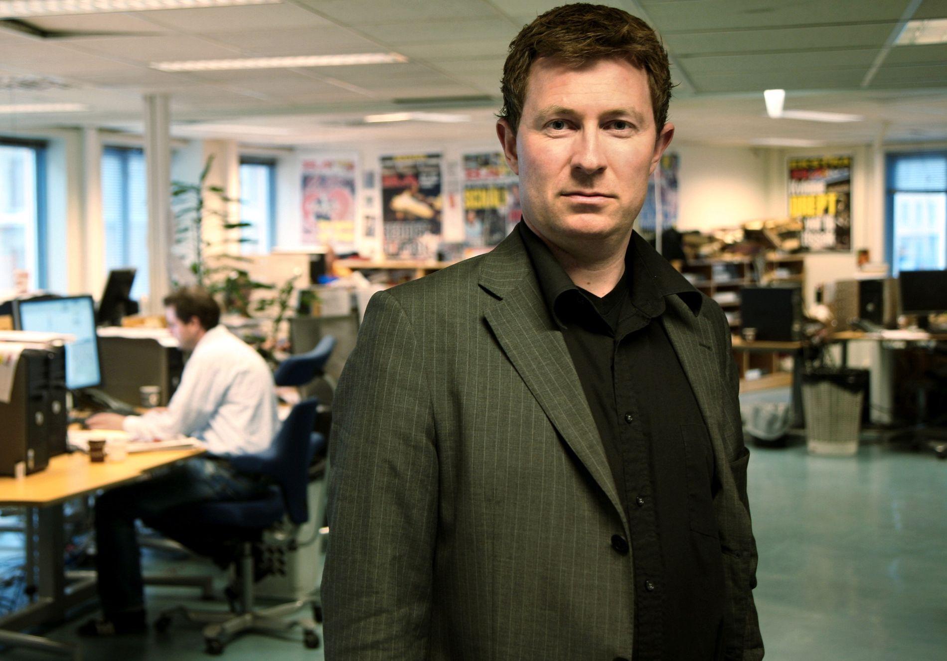 NY REISELIVSDIREKTØR: Tidligere BA-redaktør Anders Nyland.