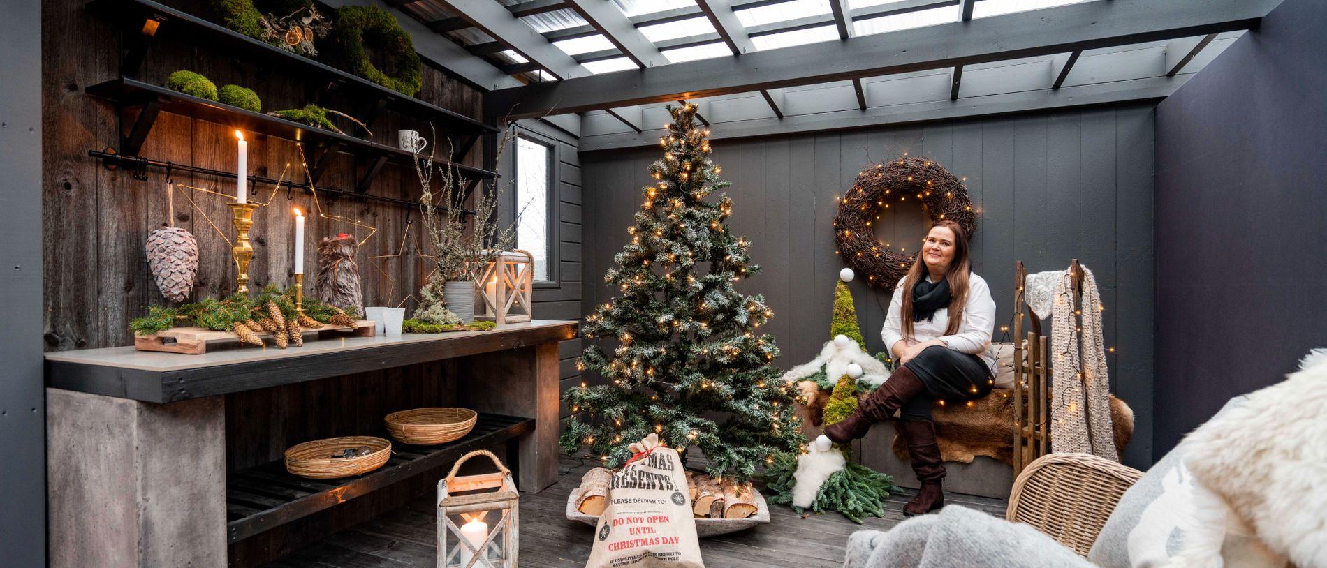 Annes Hjem: Julen hjemme hos oss