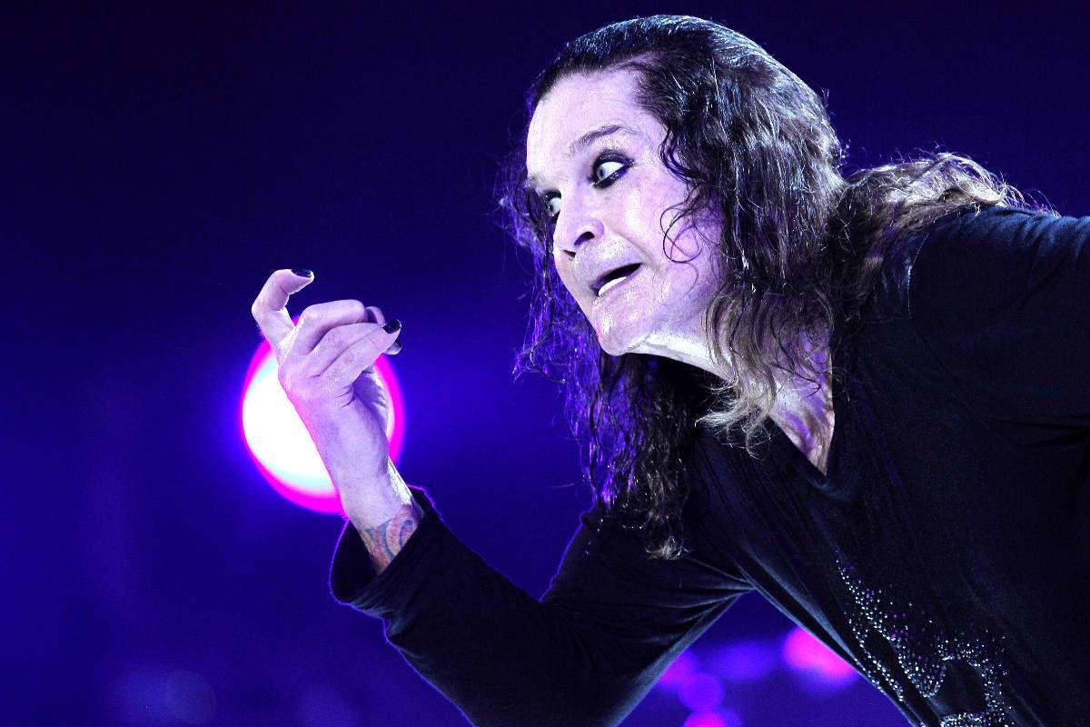 MØRKETS PRINS: Ozzy Osbourne spiller på Koengen 29. mai.