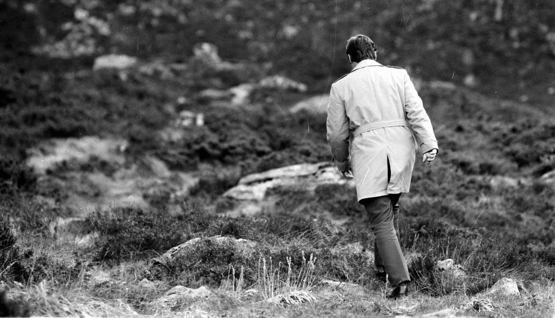 ÅSTEDET: 29. november 1970 fant turgåere liket av en sterkt forbrent kvinne i Isdalen. Til nå har vi ikkefått svaret på hvem denne kvinnen var, hvor hun kom fra eller hva hun gjorde i Bergen. ARKIVFOTO: KNUT STRAND