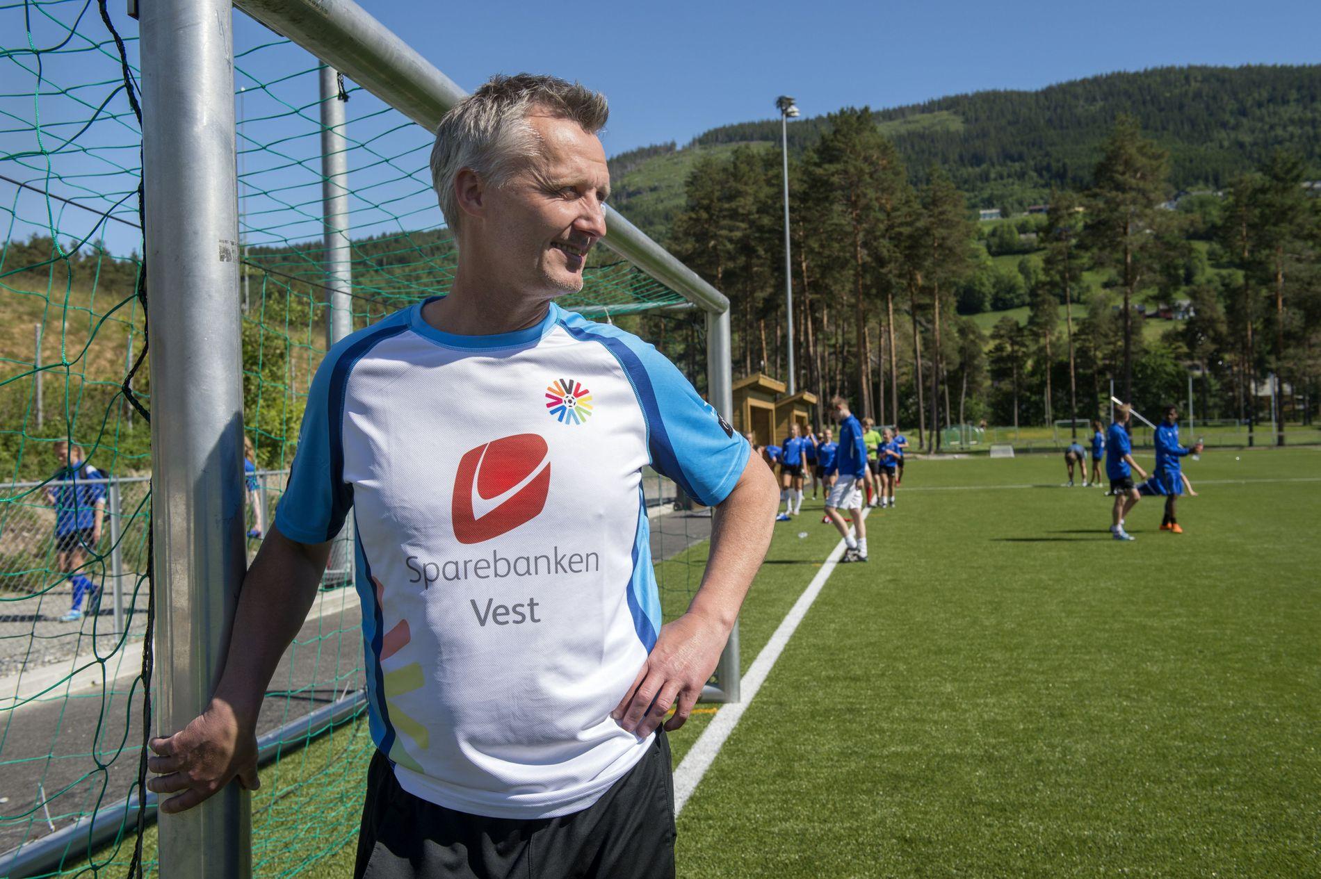 TURNERINGSLEIAR: Arne Førde seier at Voss Cup-leiinga har fått fleire henvendingar etter den kritiske situasjonen på Askøy.