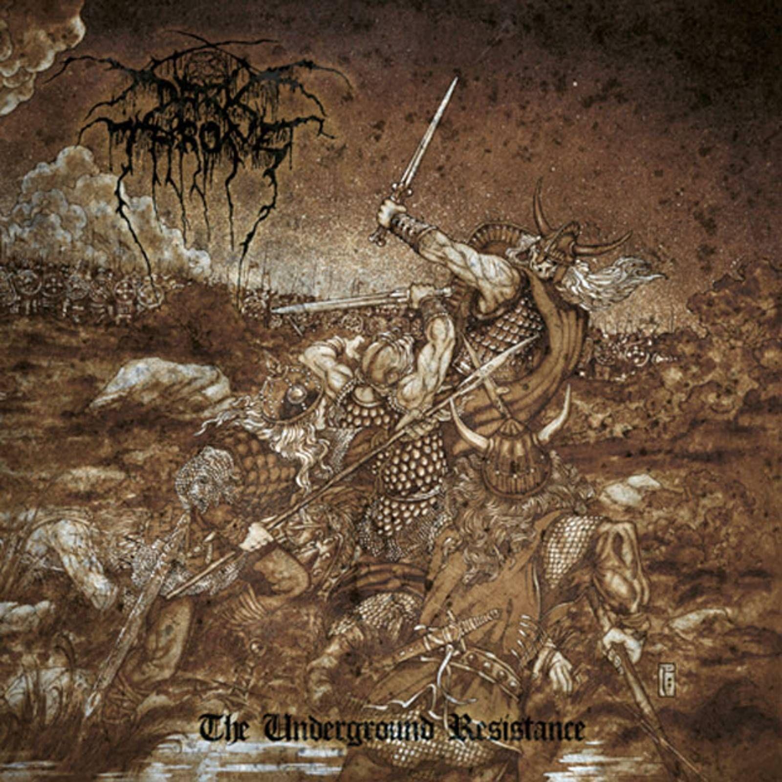 Darkthrone: «The Underground Resistance» (Peaceville/Indie Distribution)