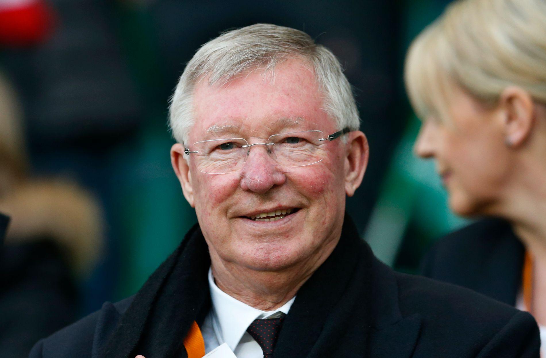 Sir Alex Ferguson kom med støttende ord til Sam Allardyce i den tunge tiden.