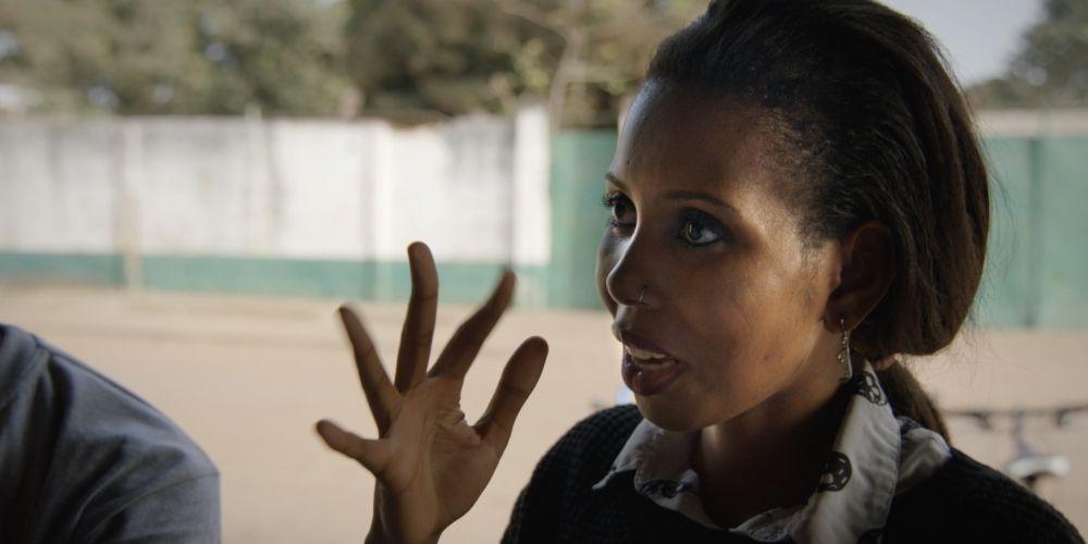 JAHA'S INNSATS: Filmen «Jaha's Promise» ble vist på Biff i fjor. Det gjorde sterkt inntrykk på stortingspolitiker Jette Christensen (Ap). «Filmen kunne ha beskrevet et offer. Isteden er den historien om en helt. Etter Biff i fjor nominerte jeg Jaha til fredsprisen. Fordi opplevelsen av fred er noe annet enn fravær av krig», skriver hun.