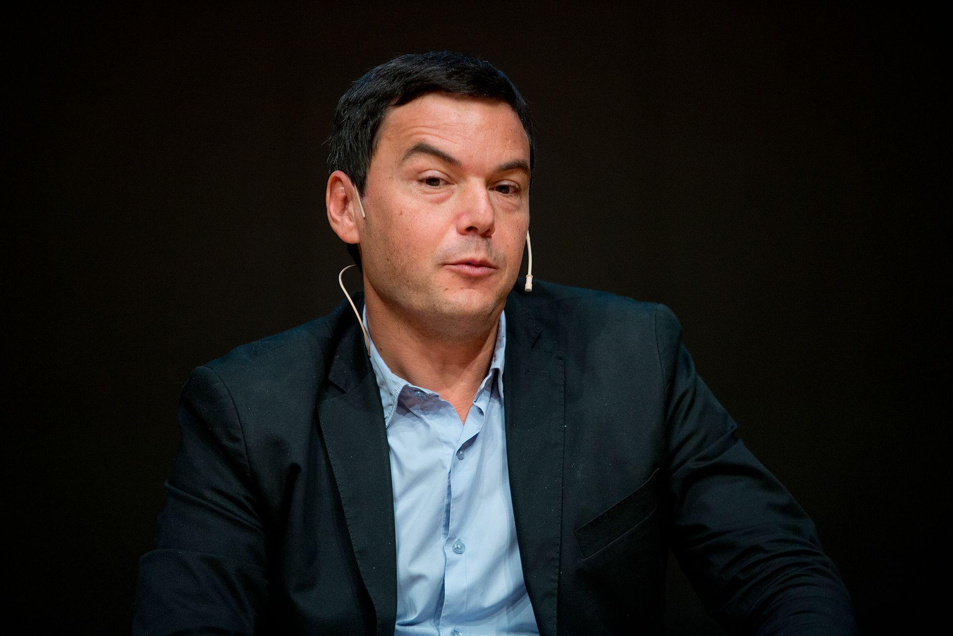 STJERNEØKONOM: Den franske akademikeren Thomas Piketty påviste at ulikheten i verden er på vei opp. Stadig flere av verdens rikeste har arvet pengene sine.