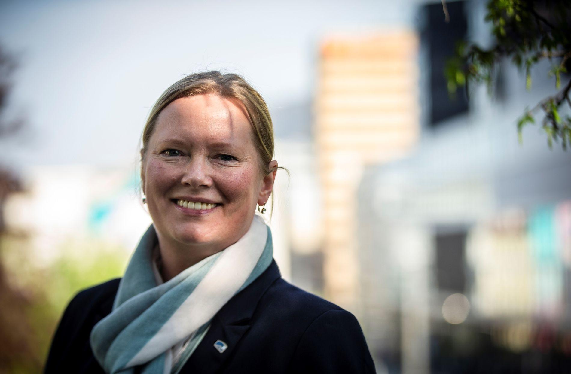 PRIORITERINGER: Høyre ønsker flere gode lærere, fremfor å bruke penger på havregrøt et par dager i uken, skriver Silja Ekeland Bjørkly (H).