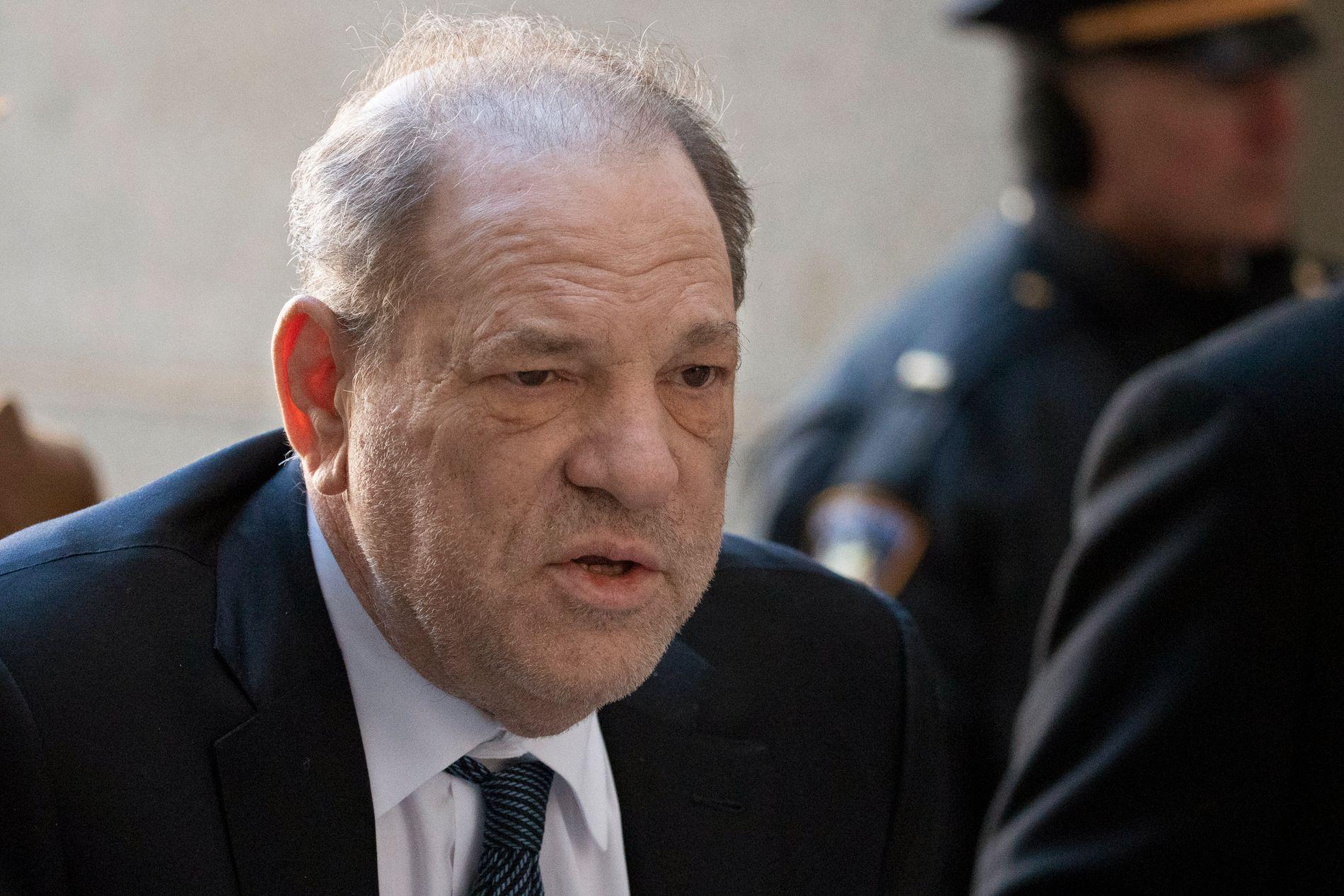 Juryen i Weinstein-saken skal være uenig om voldtektsanklage
