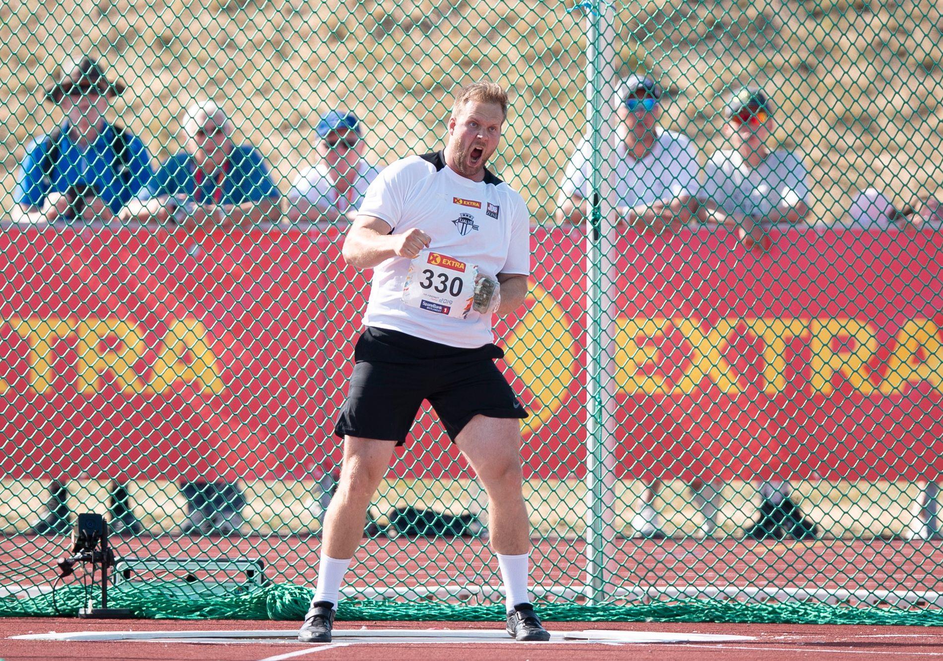 Eivind Henriksen (28) har forhåpninger før VM i Doha etter å endelig ha vært skadefri over en lengre periode.