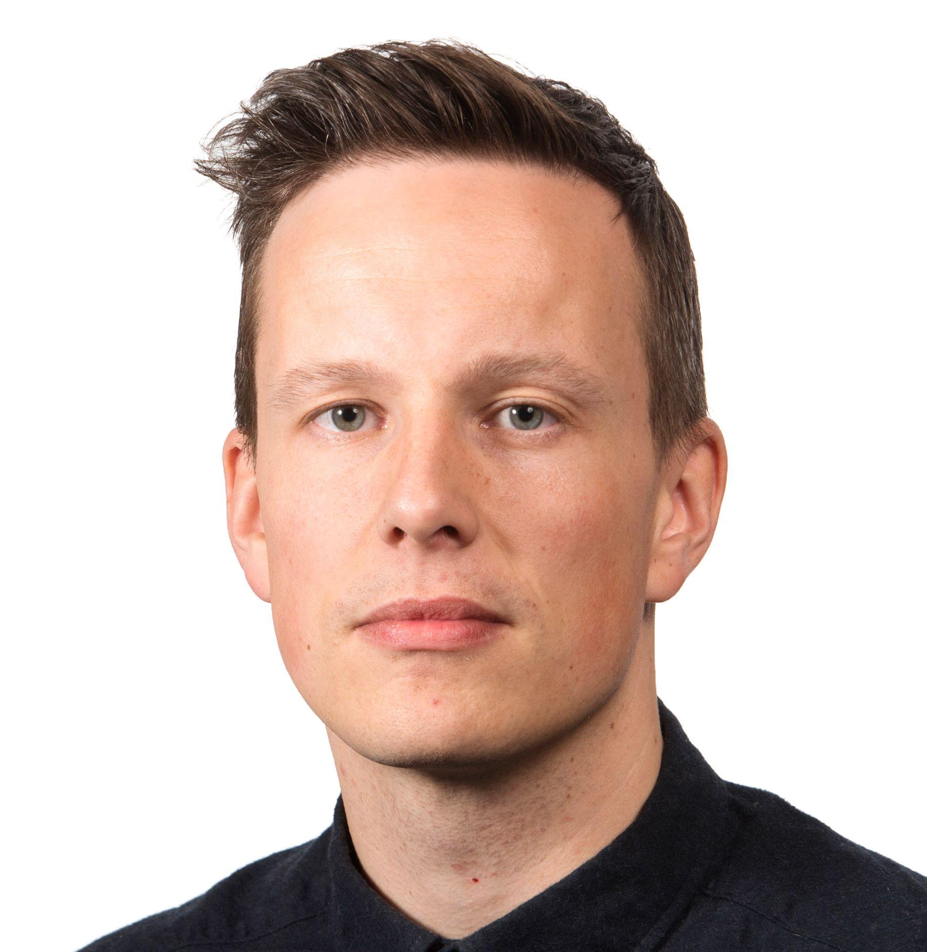 INNSENDEREN: Ap-rådgiver Magnus Hoem Iversen er kritisk til Høyres håndtering av Facebook-sider.