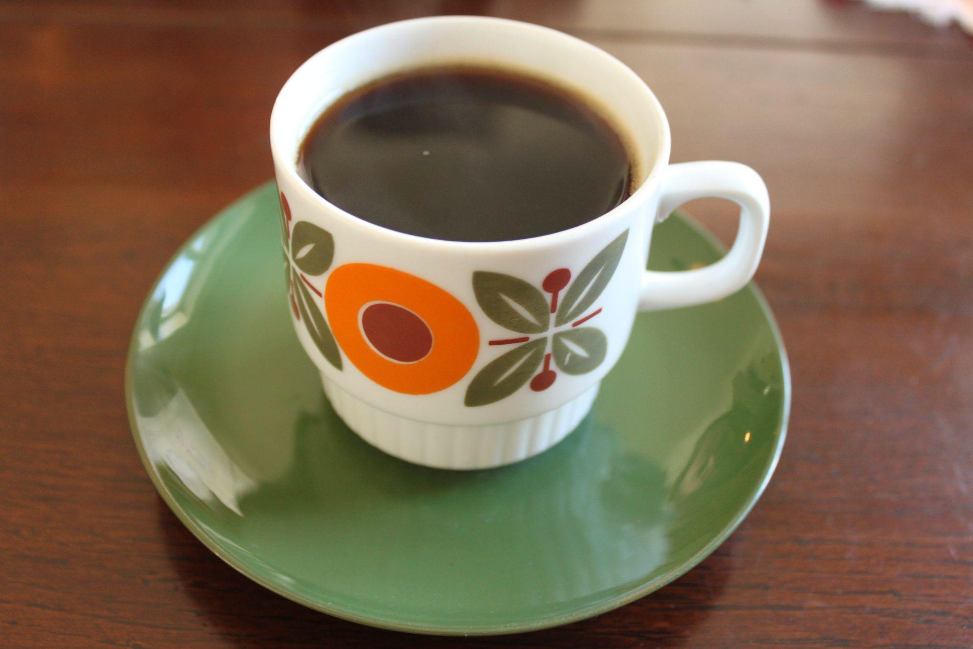 VIL HA DET: En kopp kaffe etter middag, er det for mye å be om?